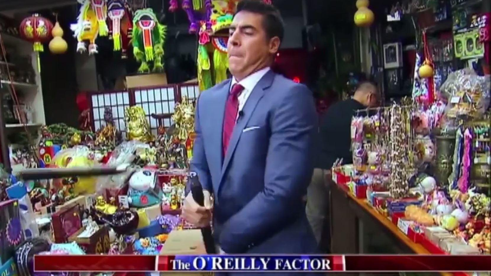 Fox News Reporter: Sorry If 'Tongue-In-Cheek' Chinatown
