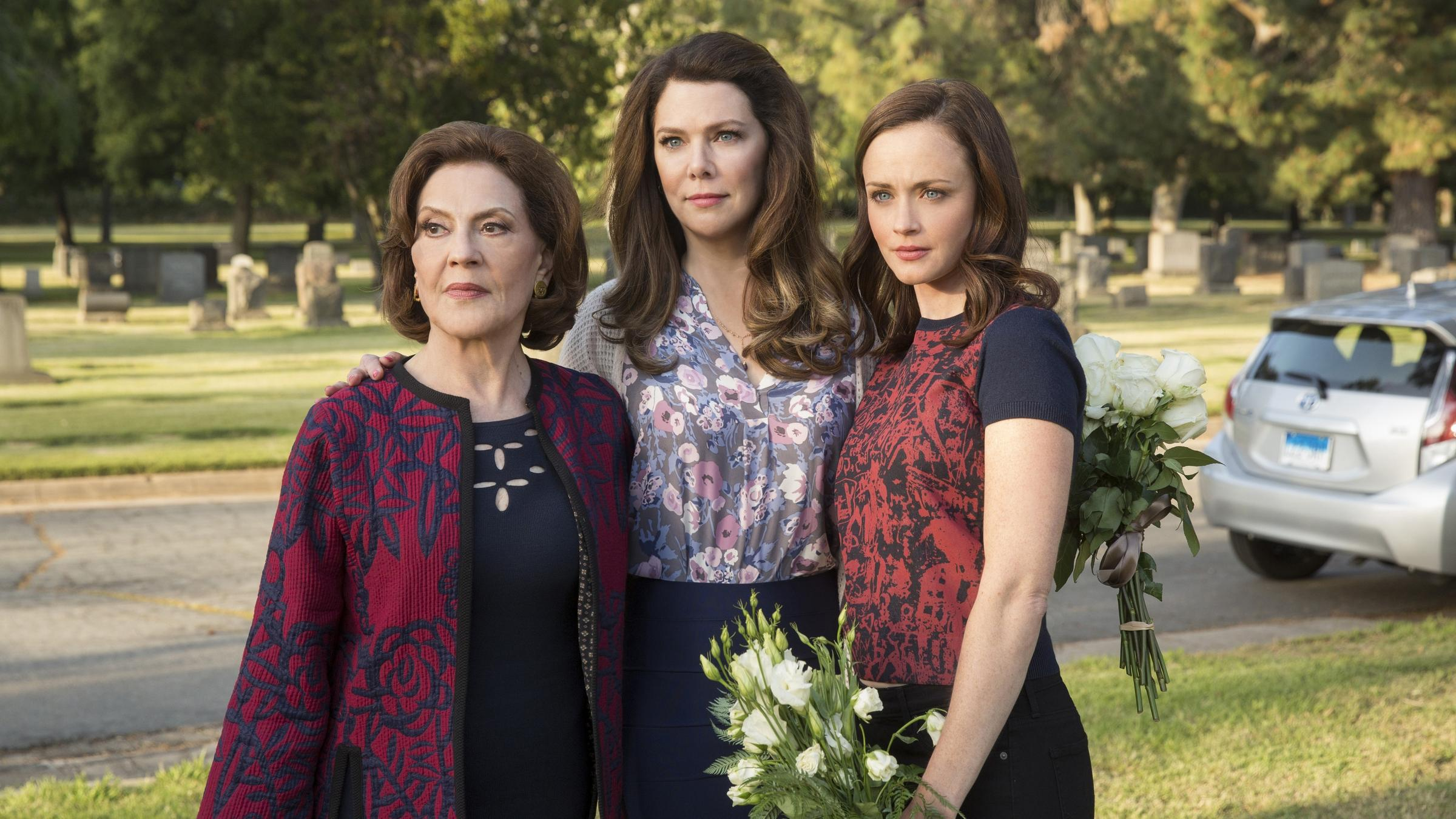 Pop Culture Happy Hour: 'Gilmore Girls' And 'Moana