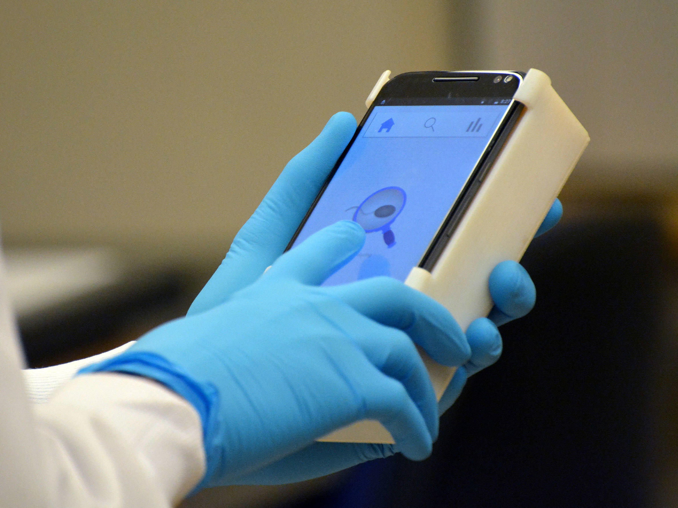 A Smartphone Can Accurately Test Sperm Count Wlrn