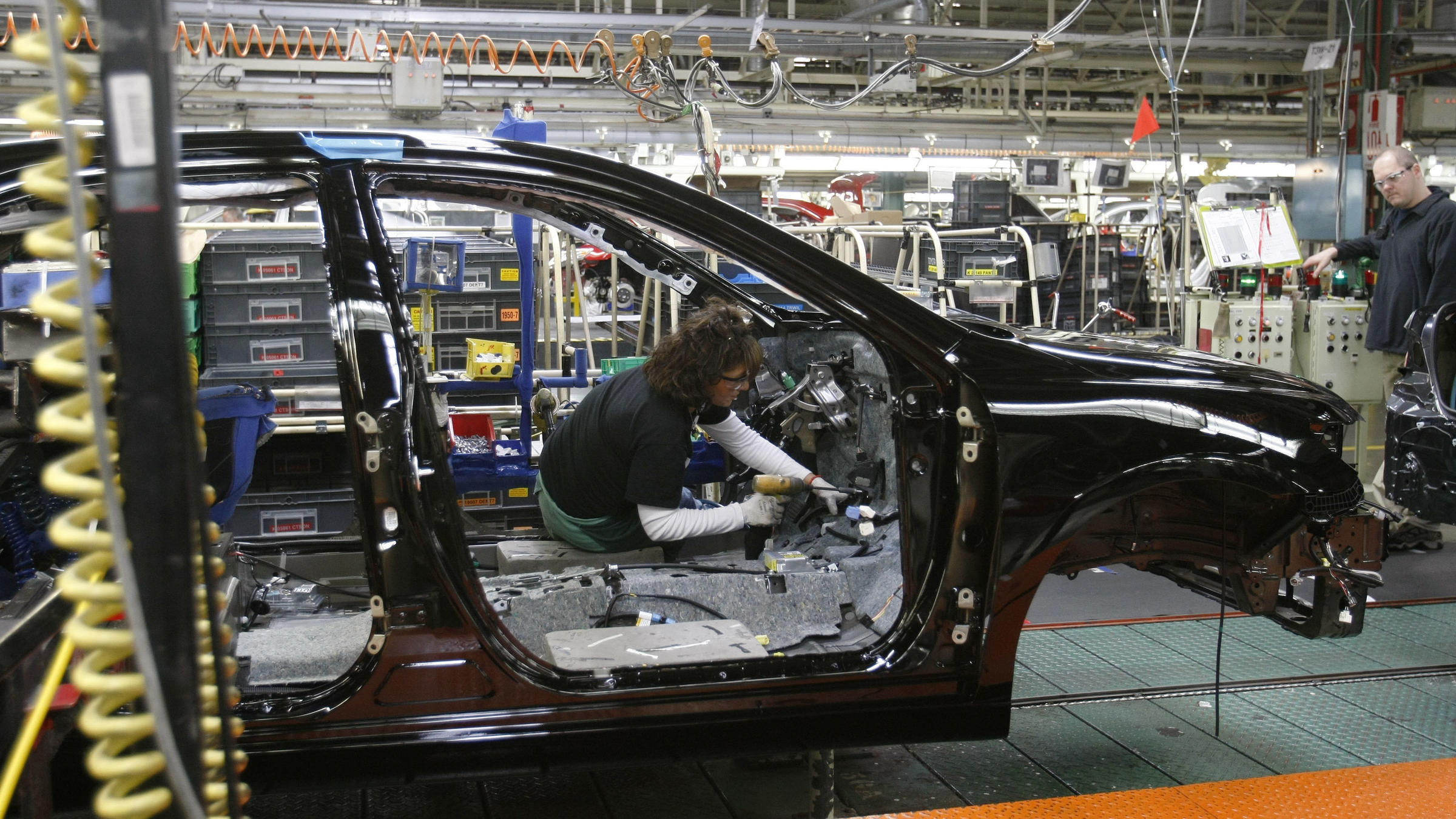 Toyota Plant Georgetown Ky >> Toyota Plans 1 3 Billion Investment In Kentucky Plant Knkx
