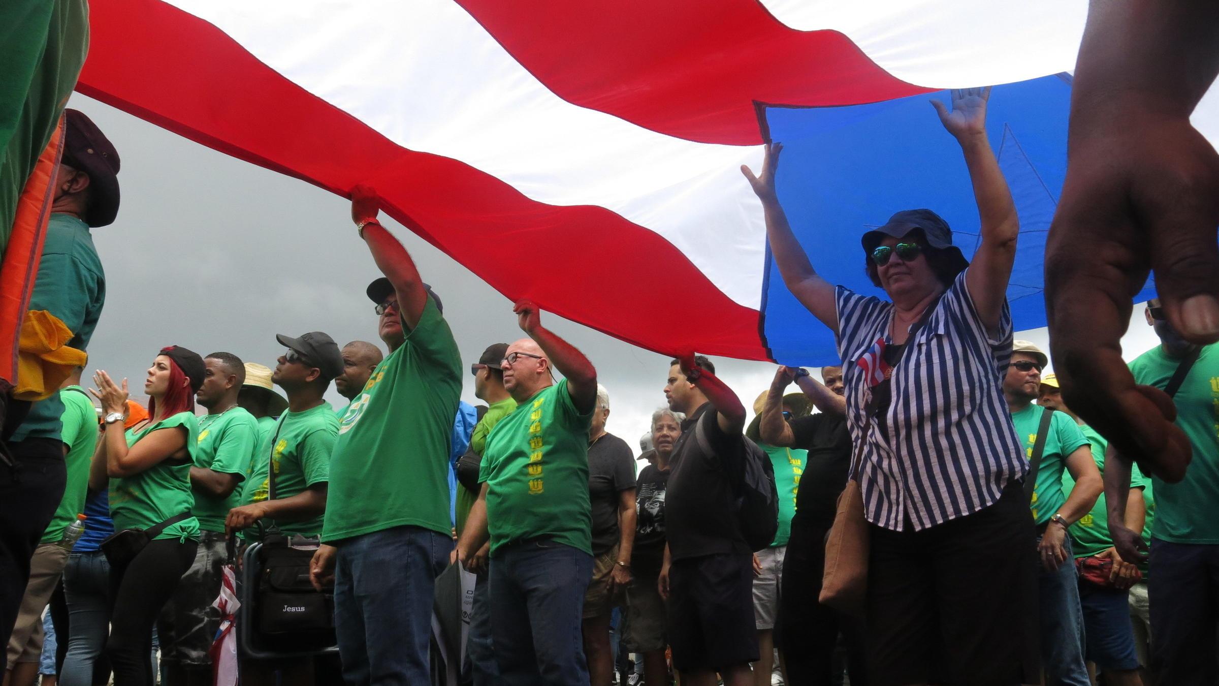 Puerto Rico Eyes Options As It Faces Debt Deadline Again 90 5