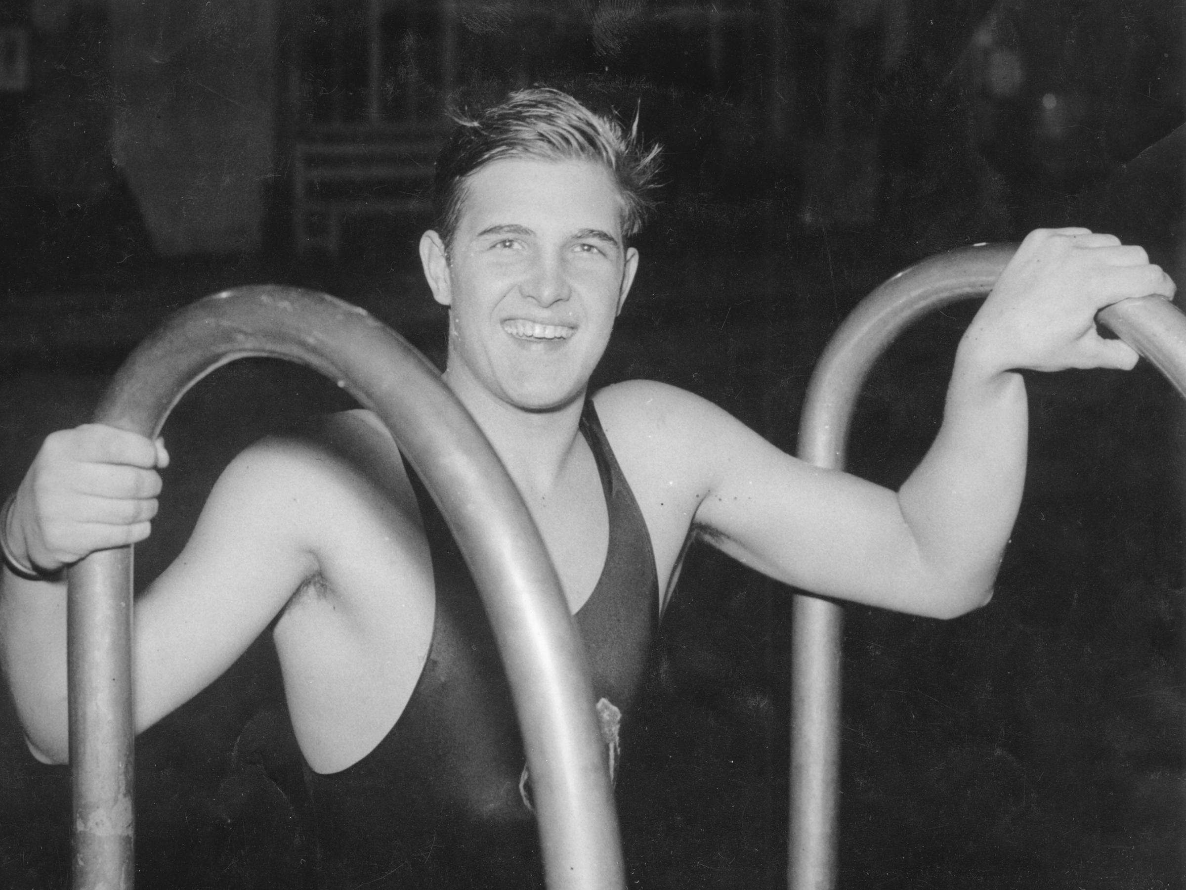 Olympic Swimmer Adolph Kiefer Dies At 98 | WOSU Radio