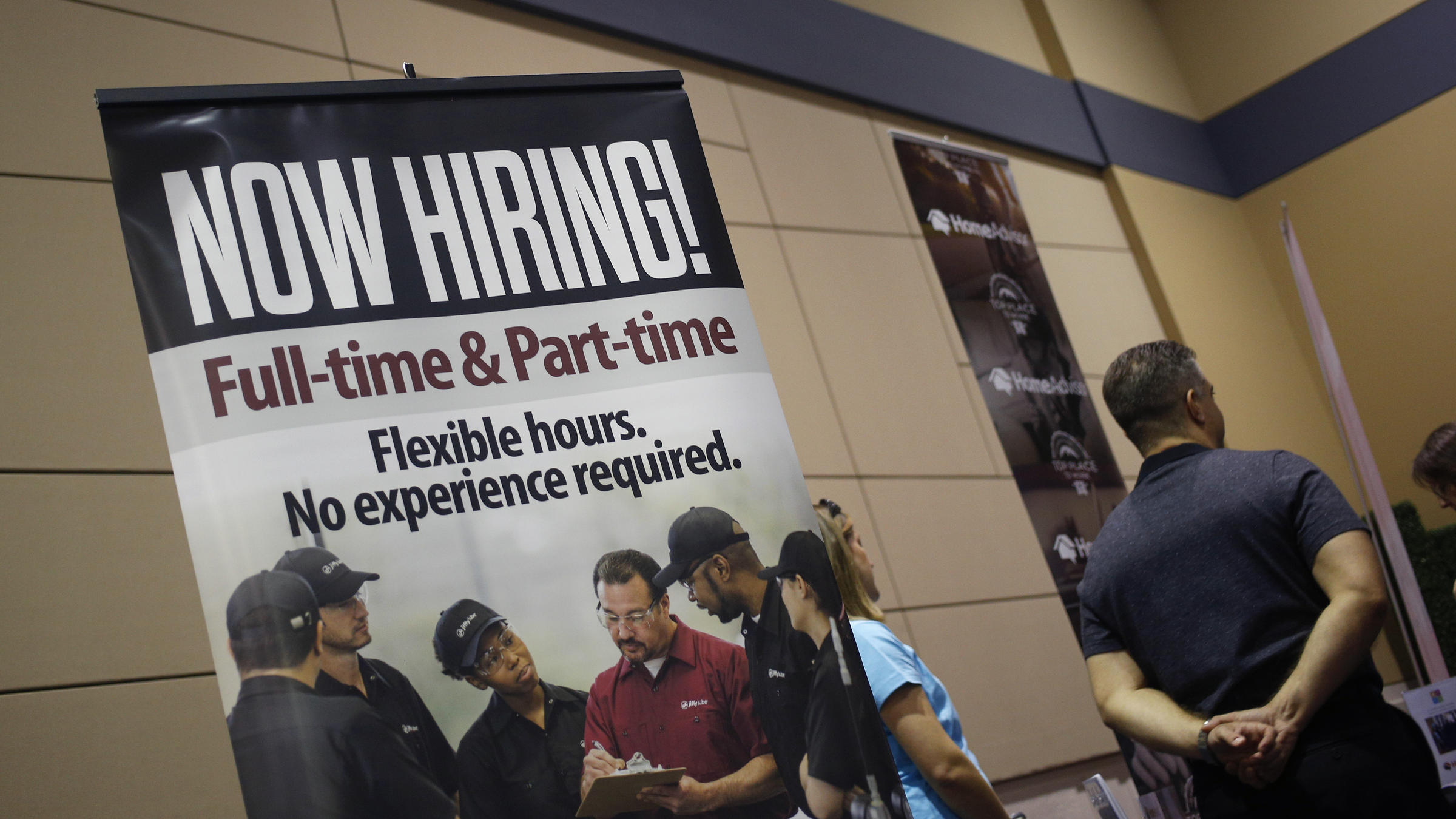 May Jobs Report: 138,000 More On Payrolls