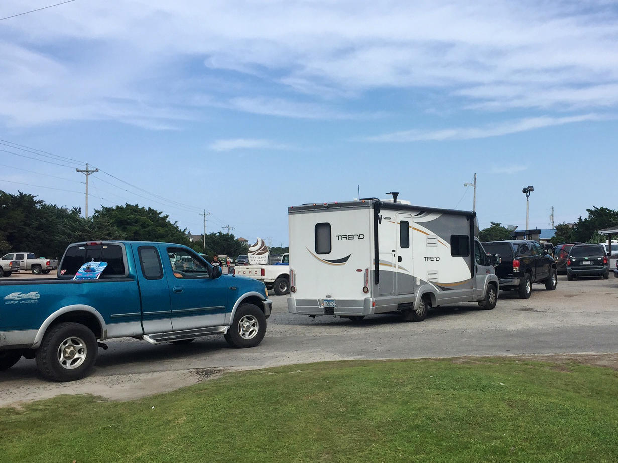 Vacation's Untimely End: 10,000 Evacuated From Popular N C