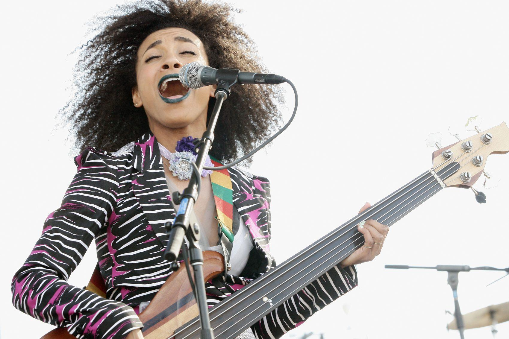 Esperanza Spalding Takes To Facebook Live To Record New