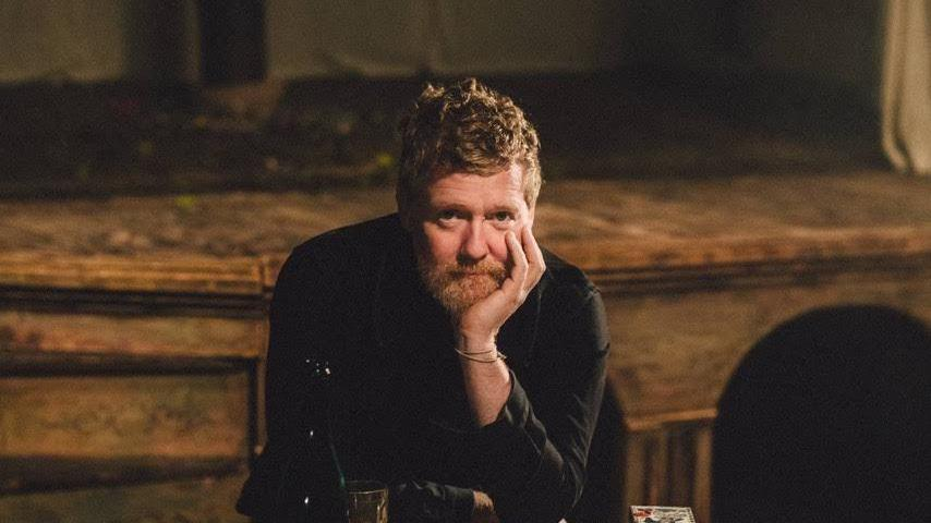 Glen Hansard Dusts Off His Rollicking Side In 'Wheels On