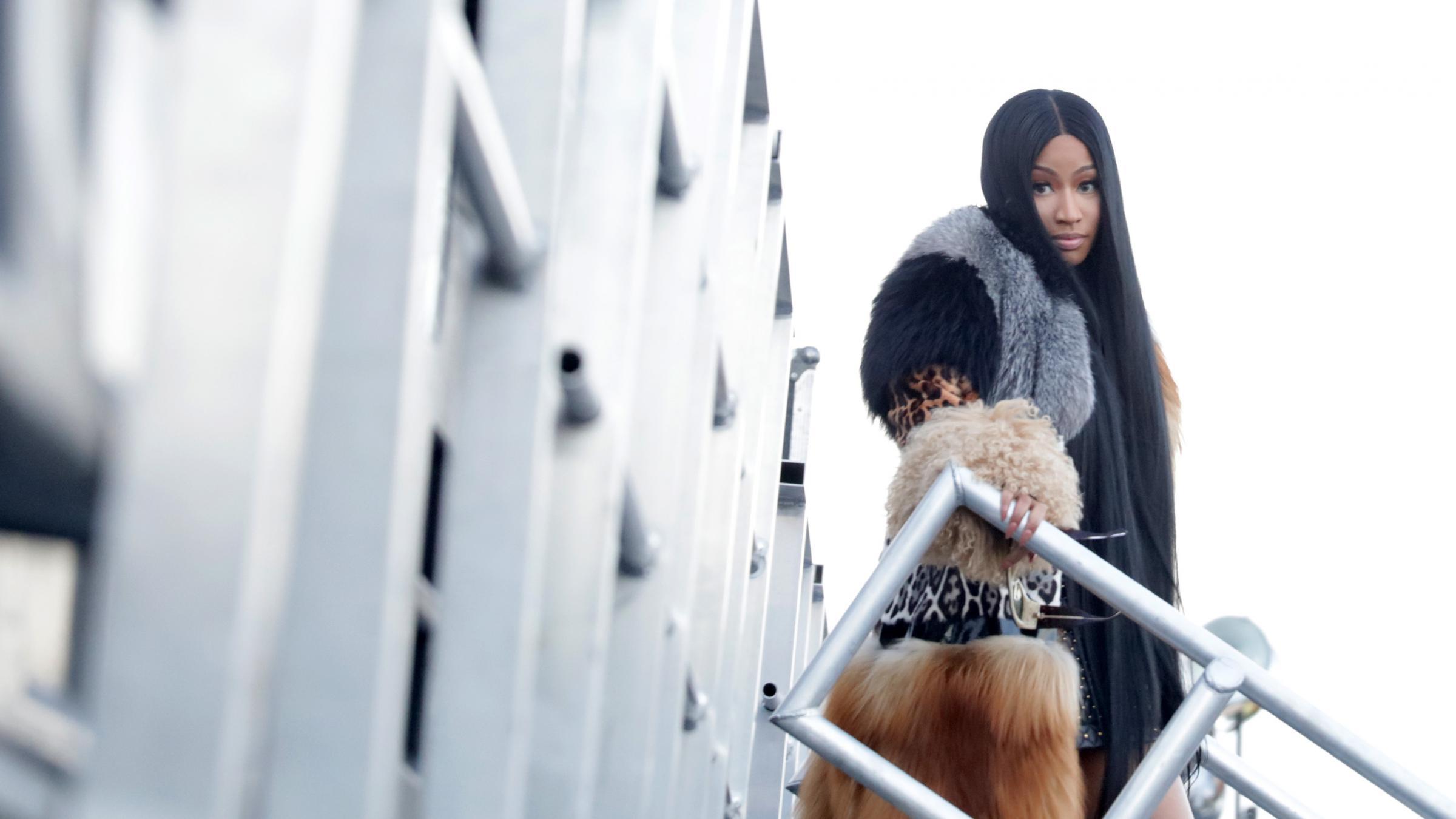 Nicki Minaj, 21 Savage Jump On Remix Of Spanish Trap Hit 'Krippy