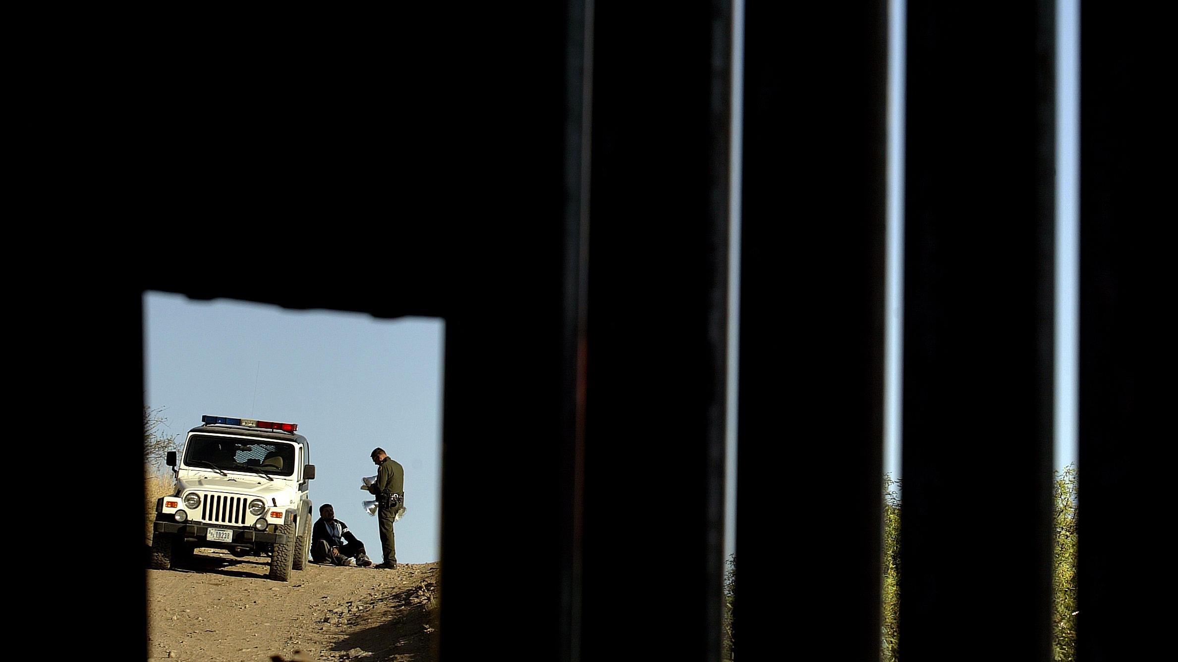 Border Patrol Crackdown Shines Light On Rising Number Of