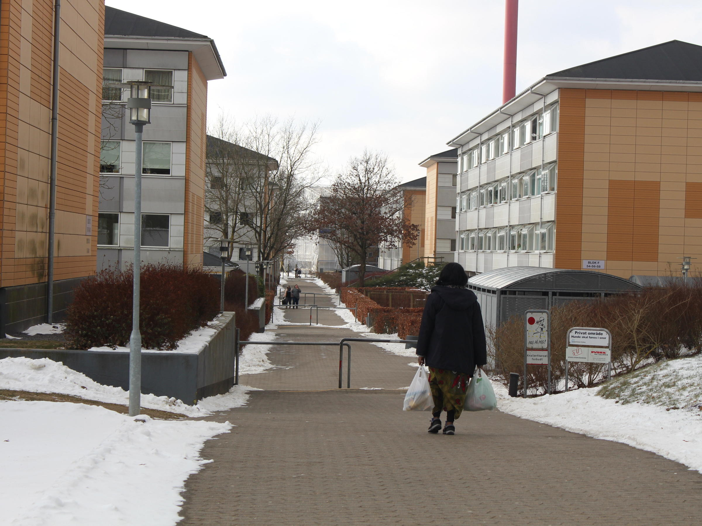 in denmark's plan to rid country of 'ghettos,' some