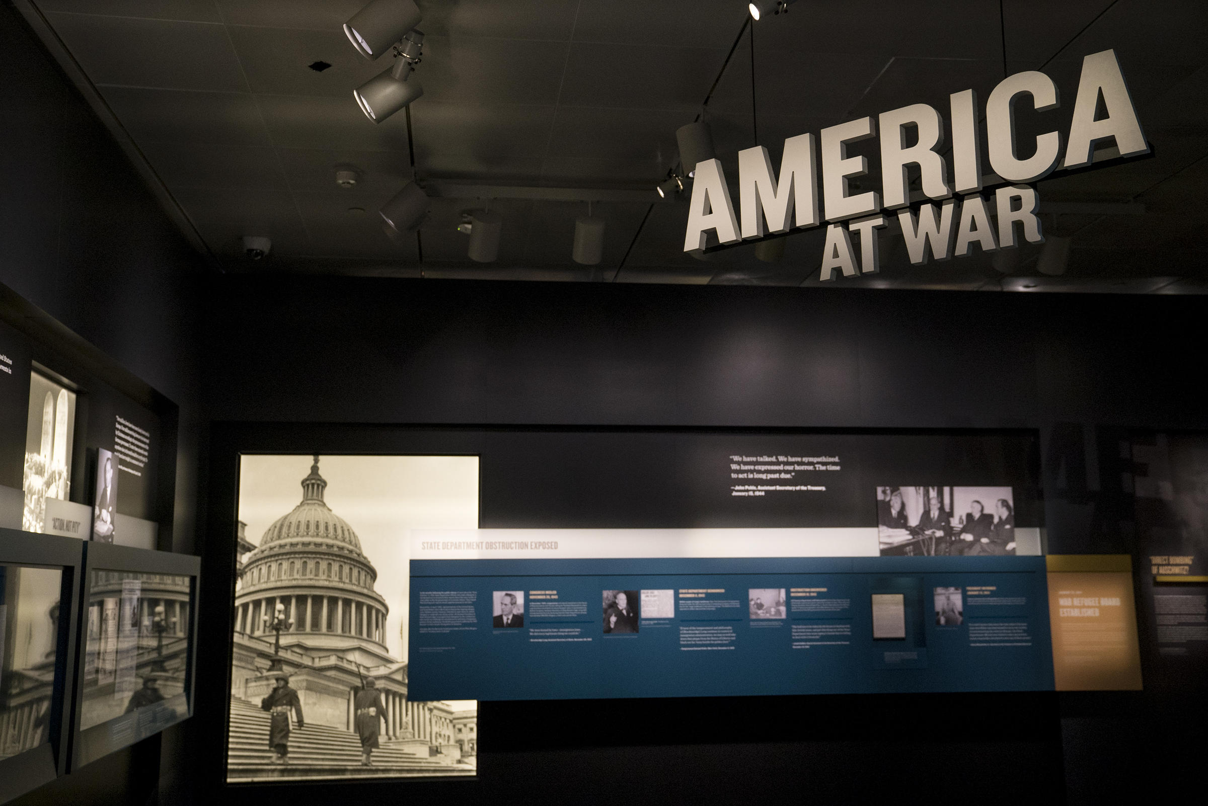 As American Awareness Fades, Holocaust Museum Refreshes ...