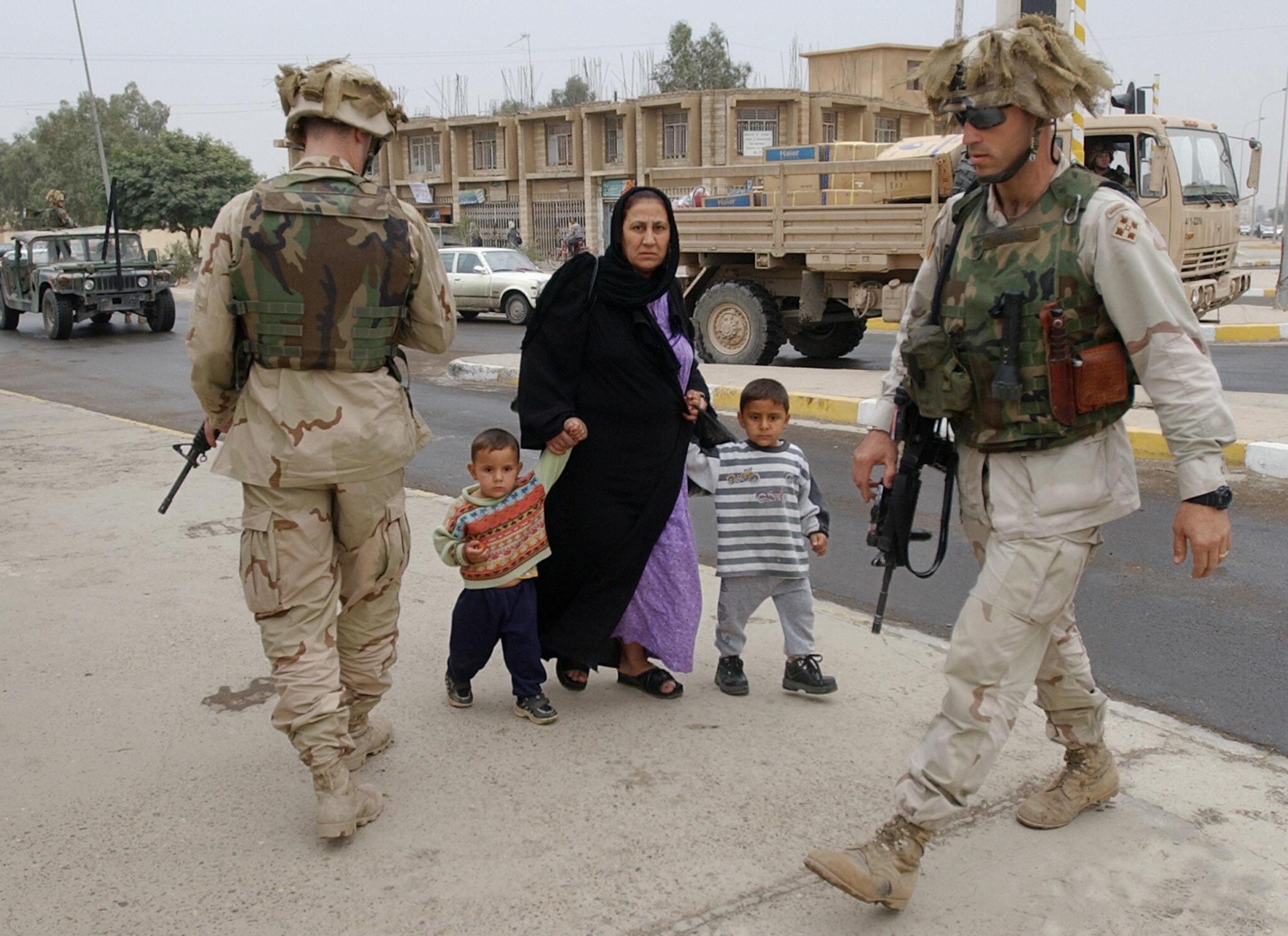 Online dating in iraq