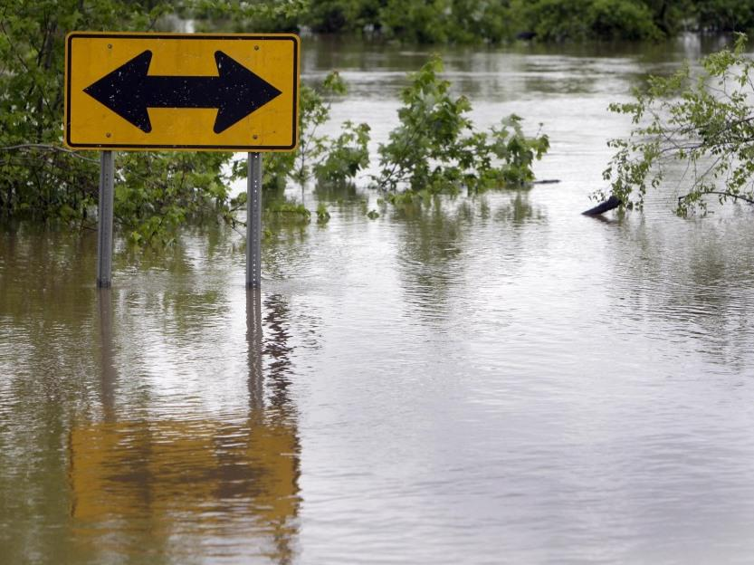 More Misery In Missouri: Levee Breached In Poplar Bluff