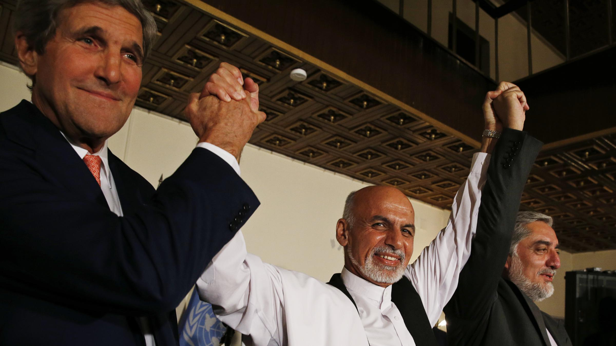 Someday, Afghanistan Will Get A New President | WCAI
