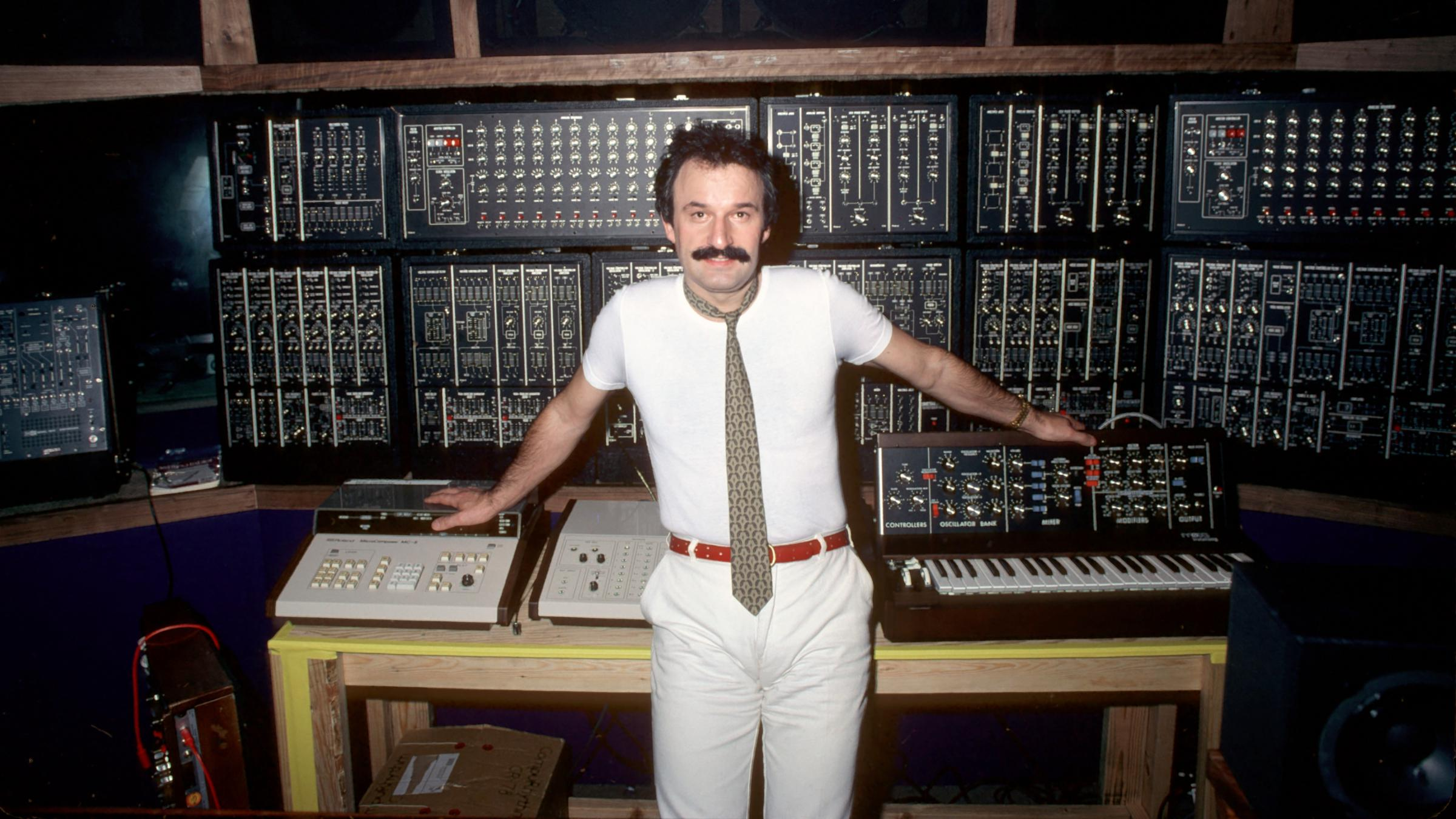 From Here To Eternity: A Giorgio Moroder Primer | KEDM