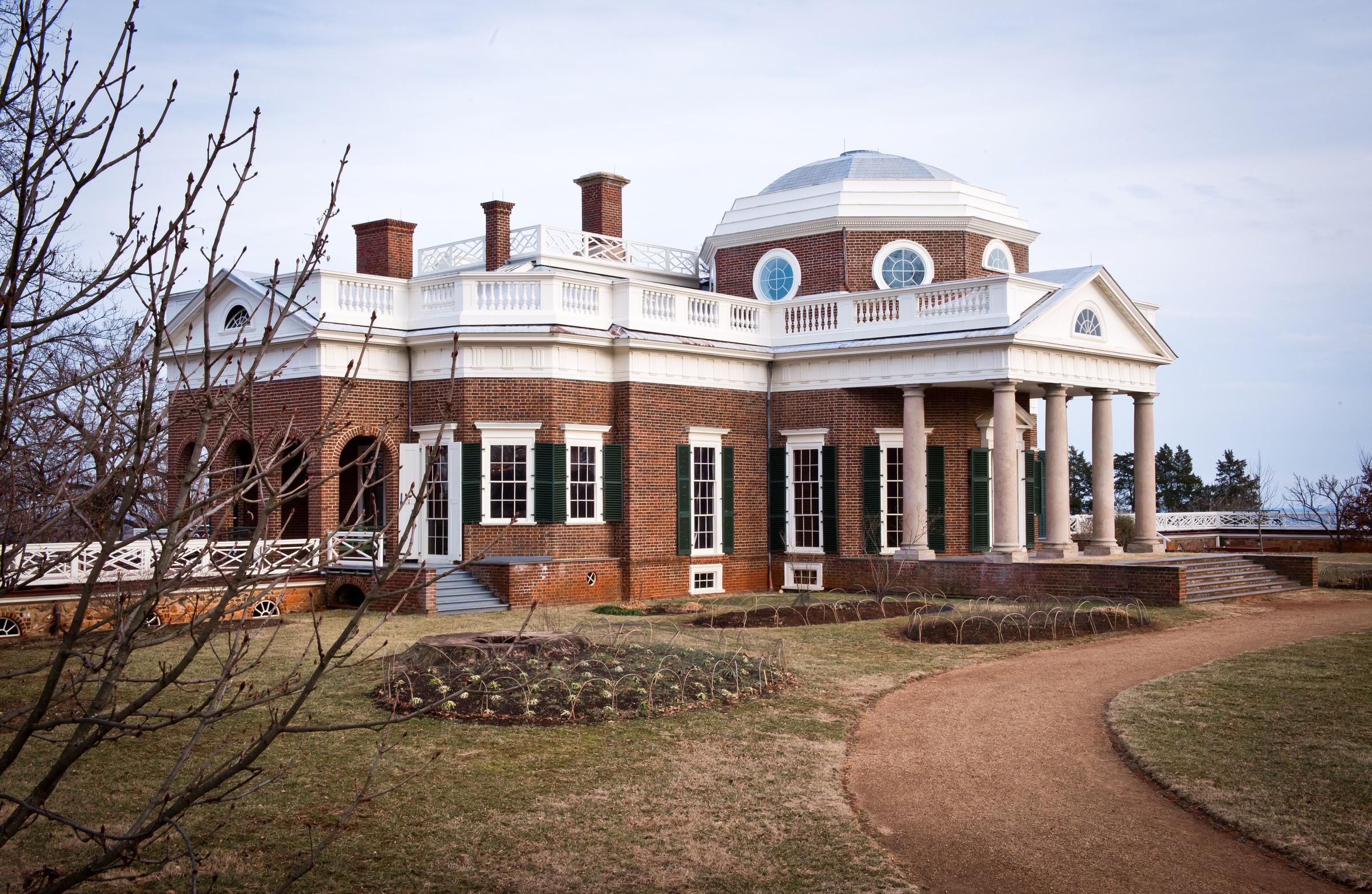 Thomas Jefferson Monticello Virtual Tour - Aumondeduvin.com