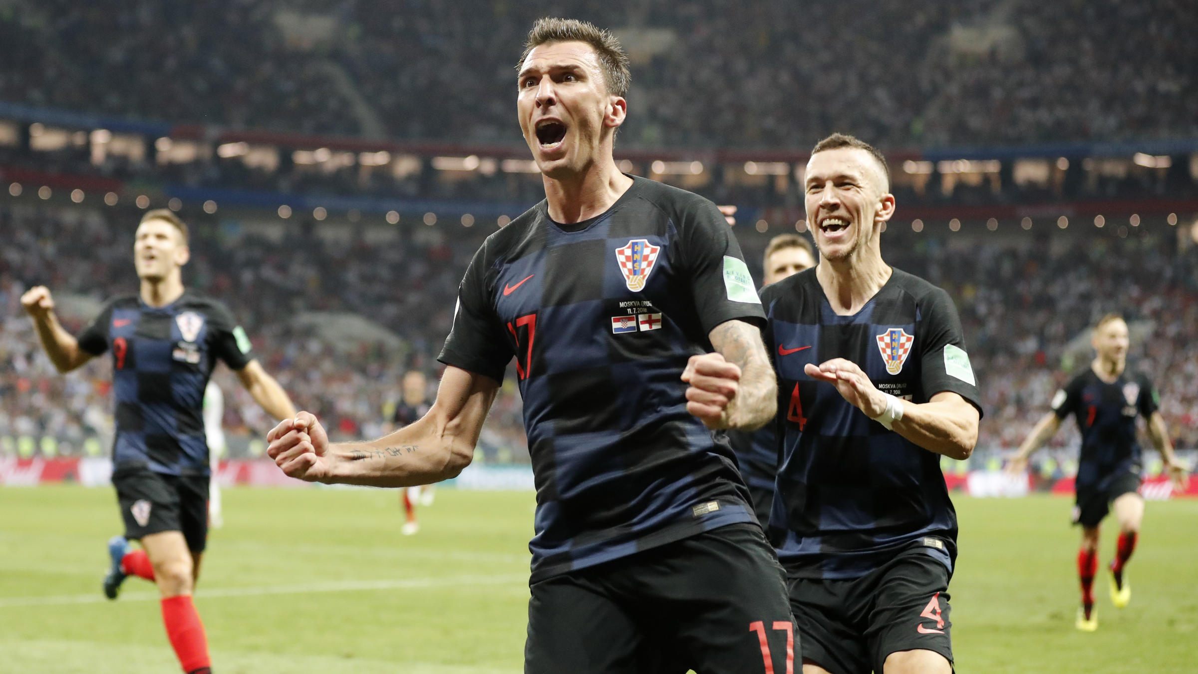 Футбол 1 хорватия франция