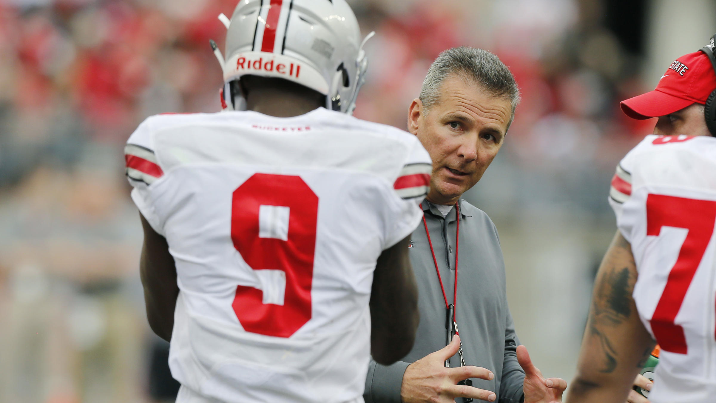 Ohio State Suspends Football Coach Amid Allegations He