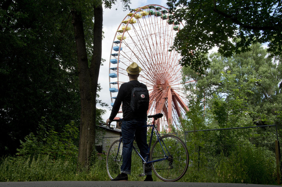 There S An Abandoned Amusement Park In The Middle Of Berlin Npr Illinois