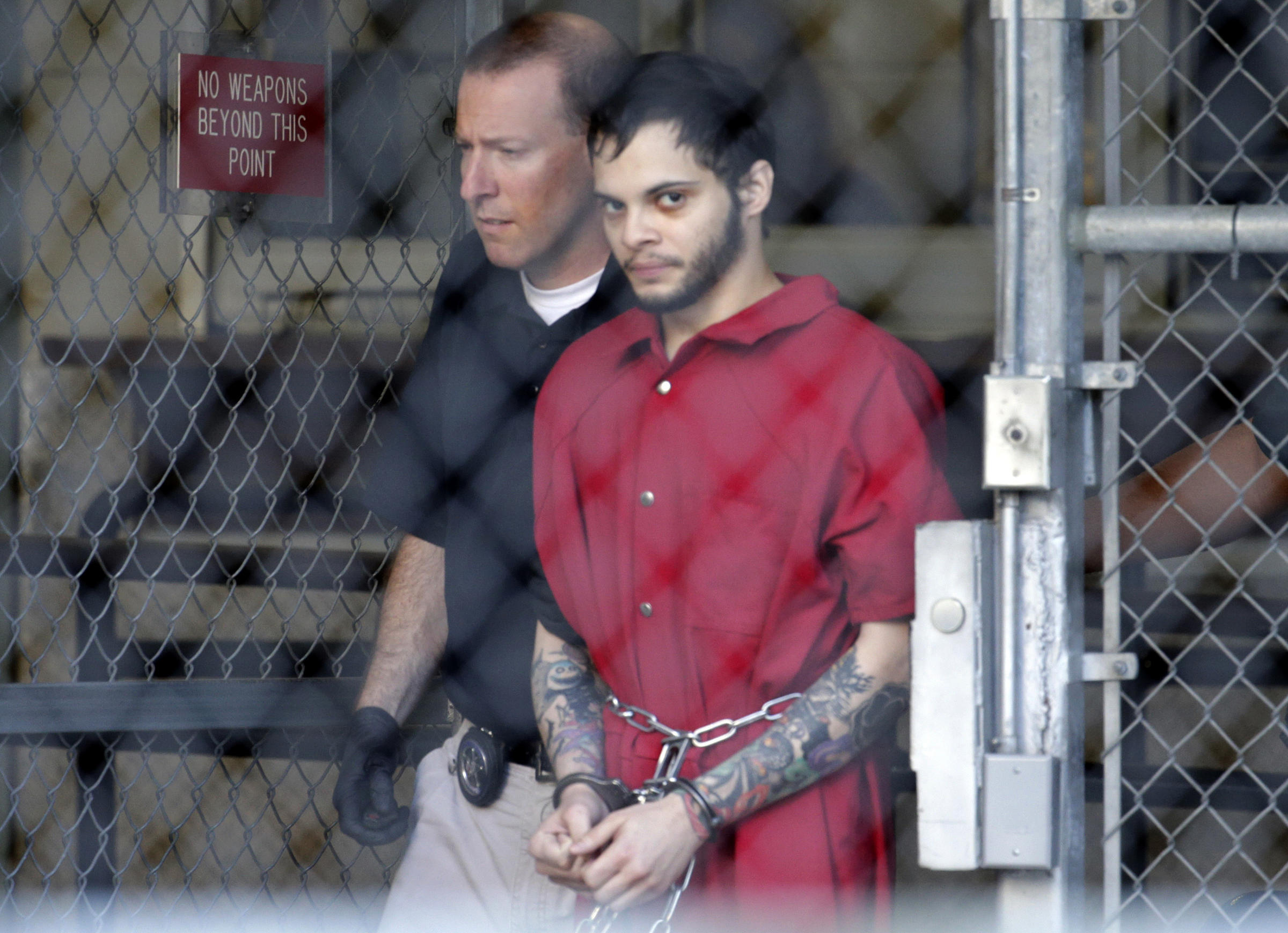 Fort Lauderdale Airport Shooter Is Sentenced To Life In Prison | WAMC