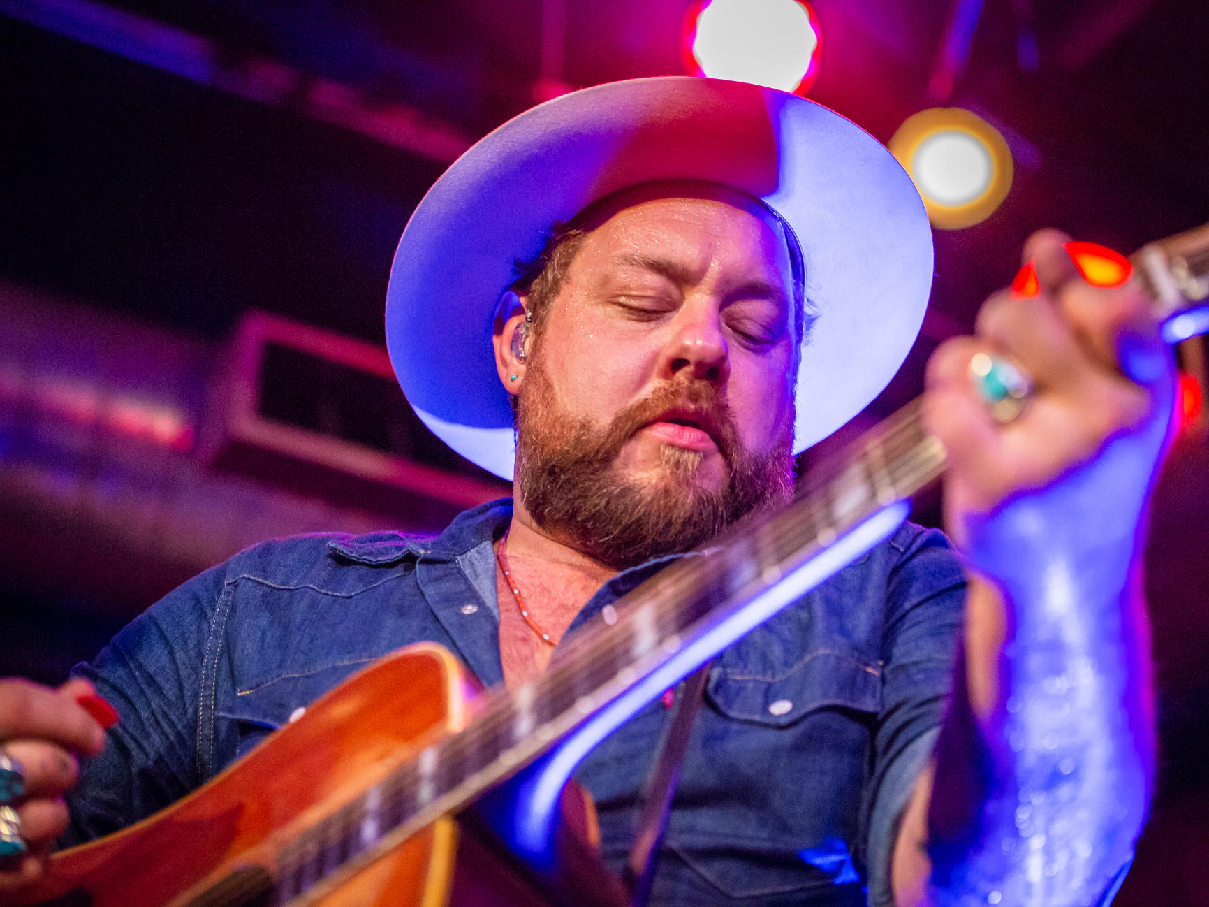 Watch Nathaniel Rateliff & The Night Sweats Perform 'I'll Be