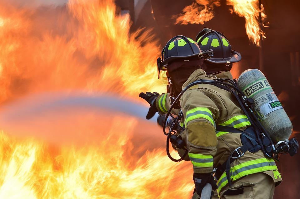 Firefighter deaths  canada