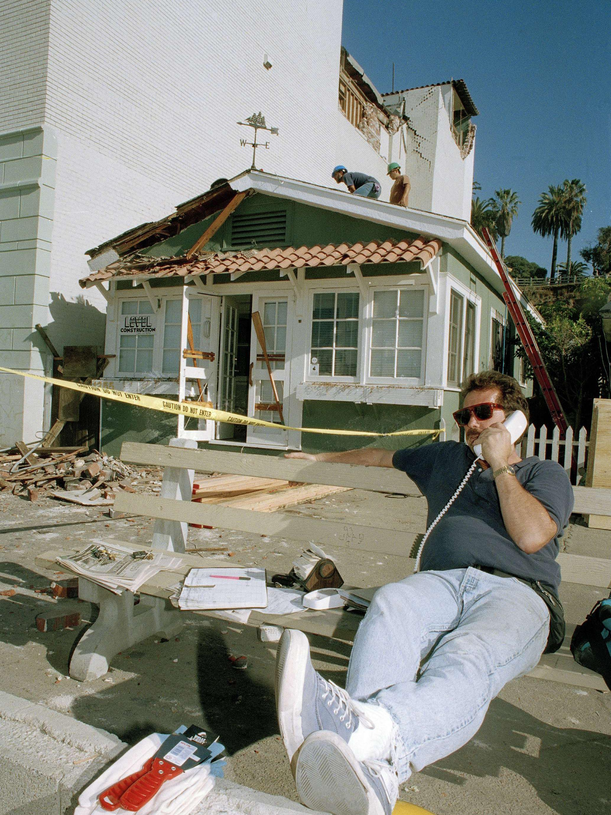 Quake Insurance? California Wants People To Say Yes To