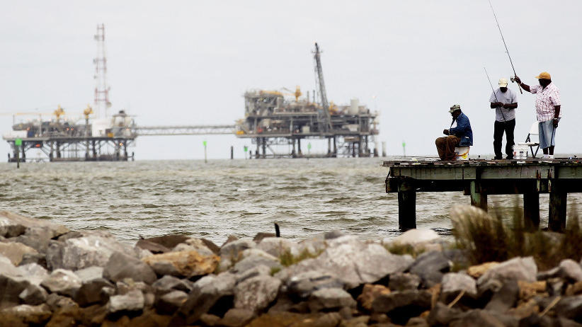 U S  Regulators Promise Oversight Of Offshore Drilling