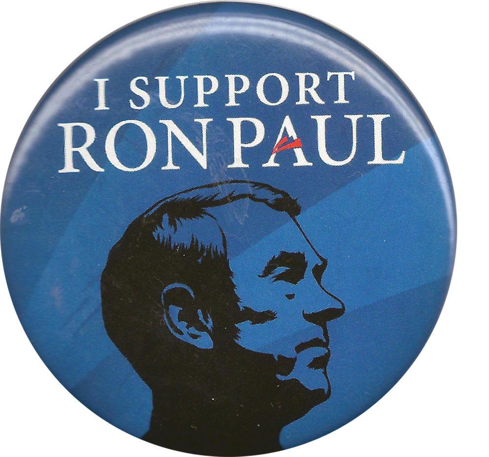 Newt Gingrich political campaign button pin 2012 Iowa