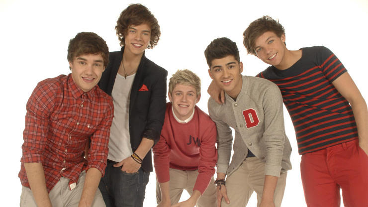 There's Only 'One Direction' For This Boy Band: Up | KNAU Arizona Public  Radio