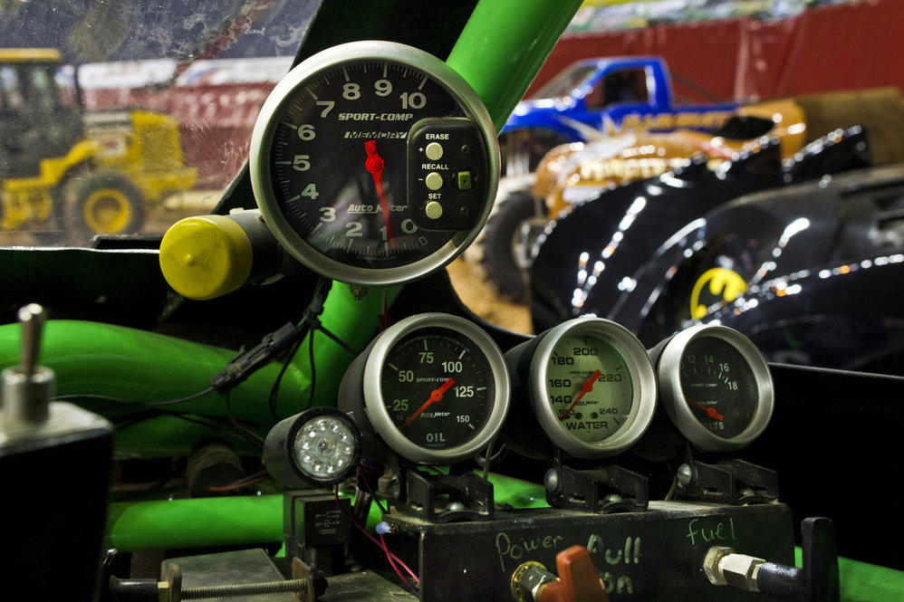 We Crush The Cars': Inside The Monster Truck Arena | WRTI