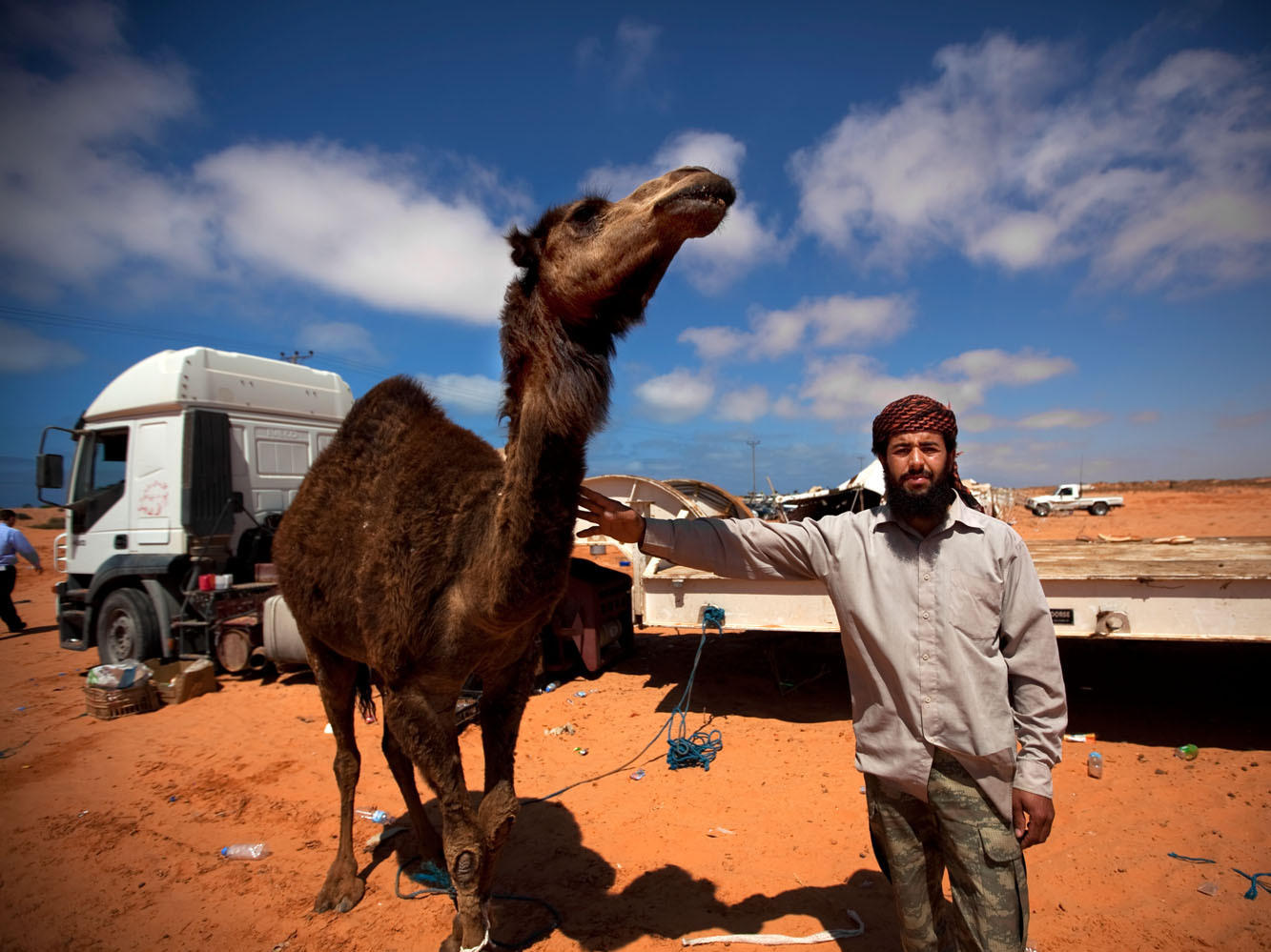 Libyan Menu Prompts The Question: Camel, Anyone? | KUNC