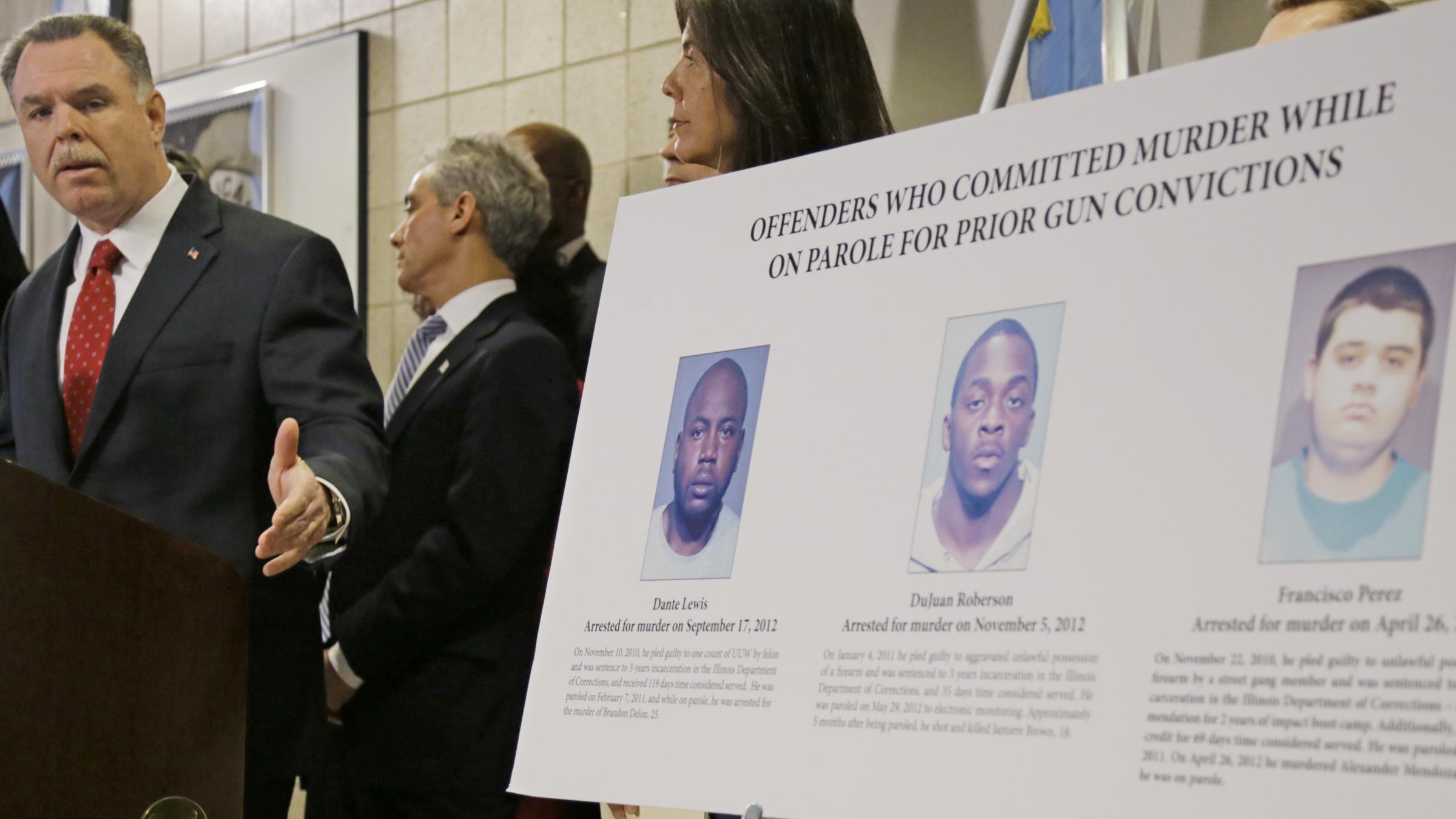 Proposed Minimum Sentencing Law In Illinois Faces Scrutiny