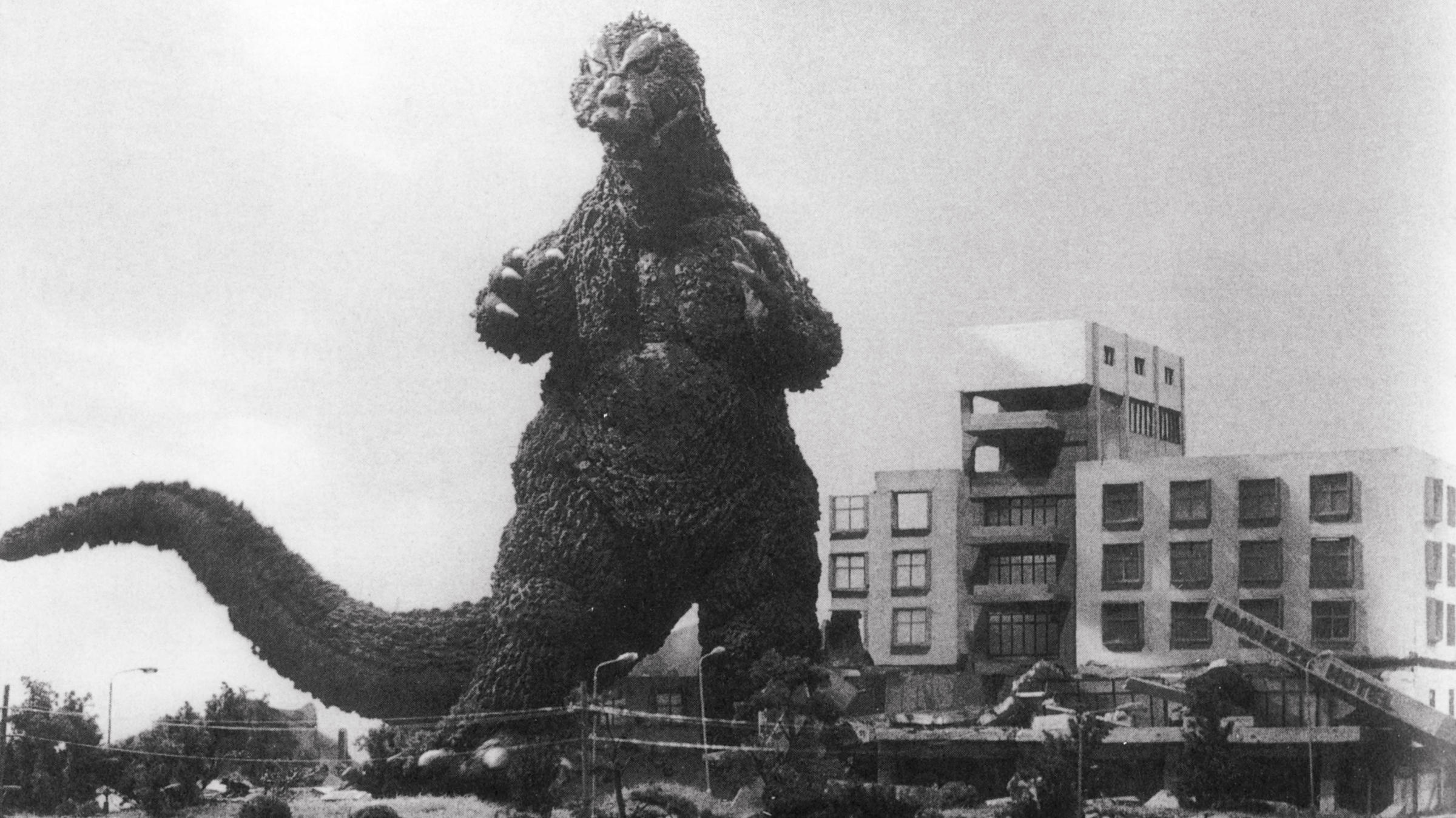 Movie Monsters Monster Movies And Why Godzilla Endures Wypr