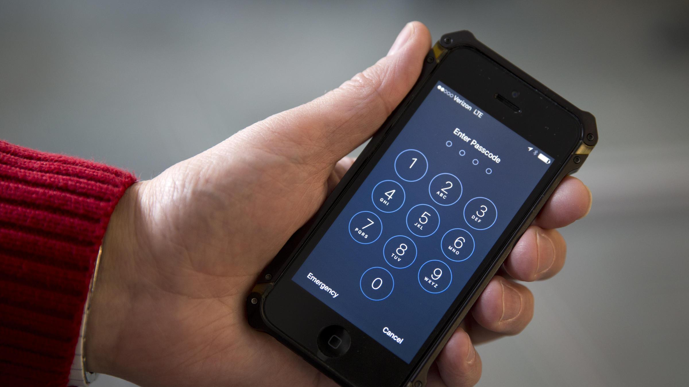 FBI-Apple Showdown Is The Latest Battle In A Bigger War | 90 5 WESA