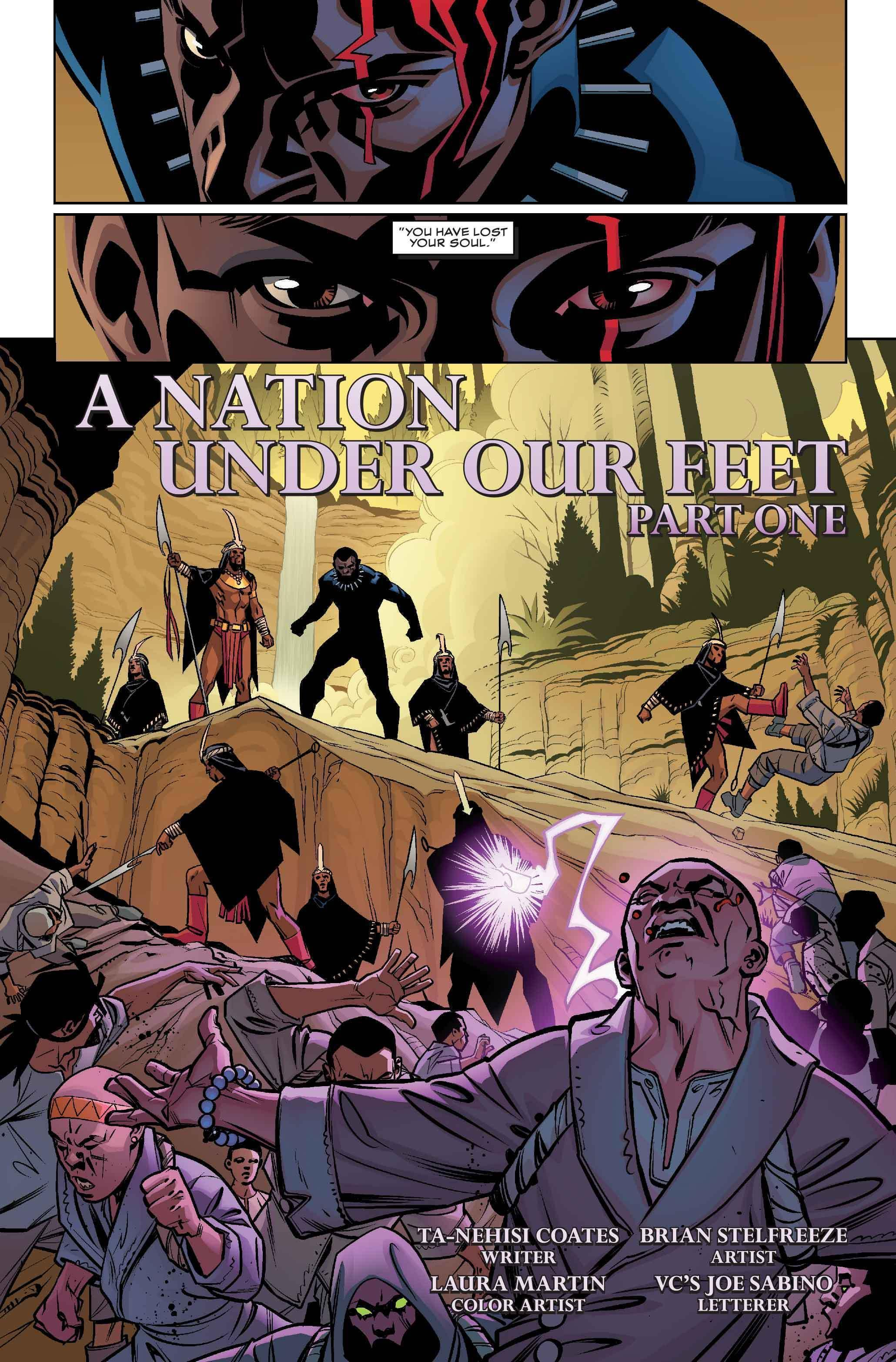 Ta-Nehisi Coates Hopes 'Black Panther' Will Be Some Kid's