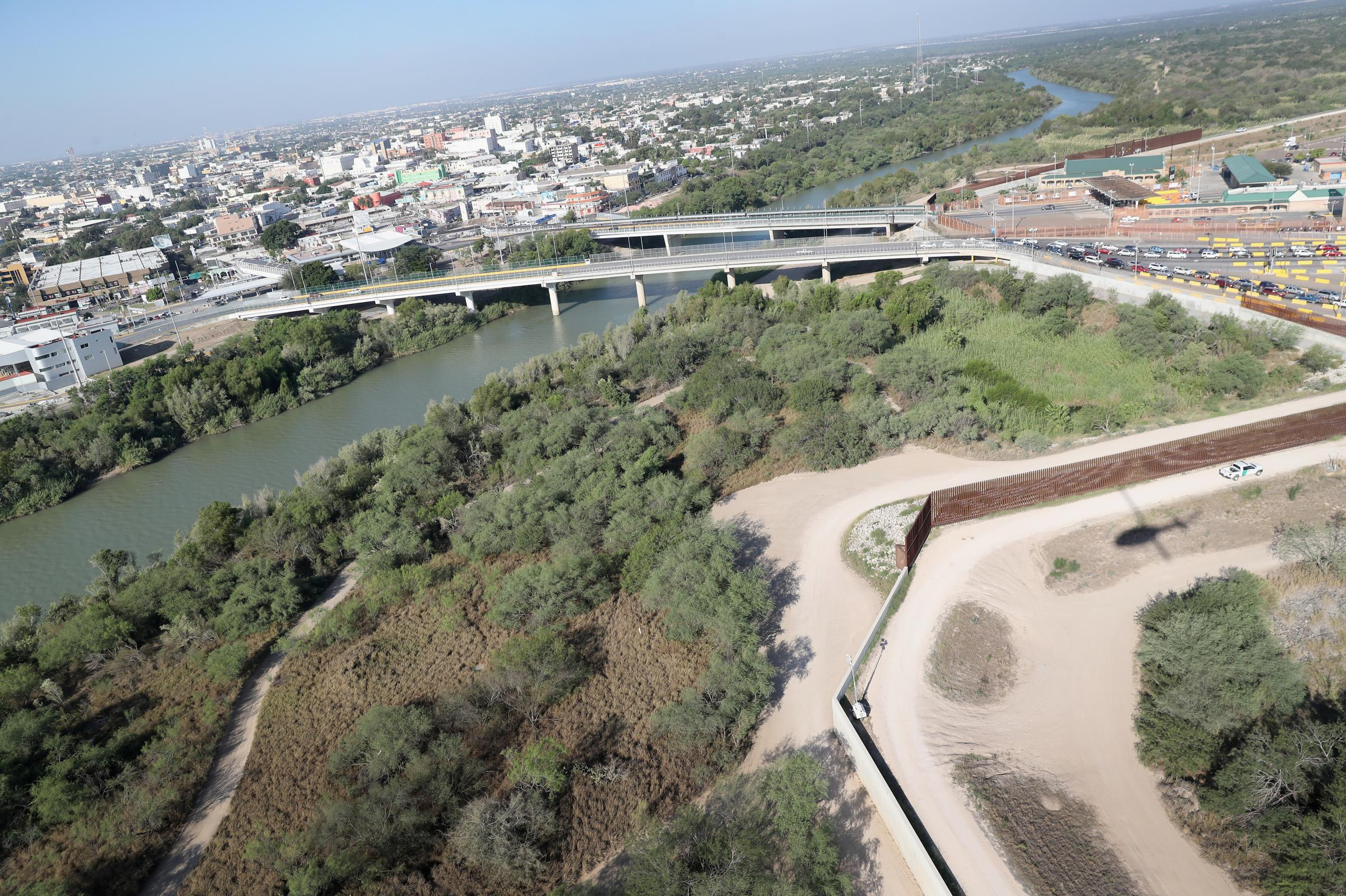On Both Sides Of The Mexican Border, Fear Grows For U S