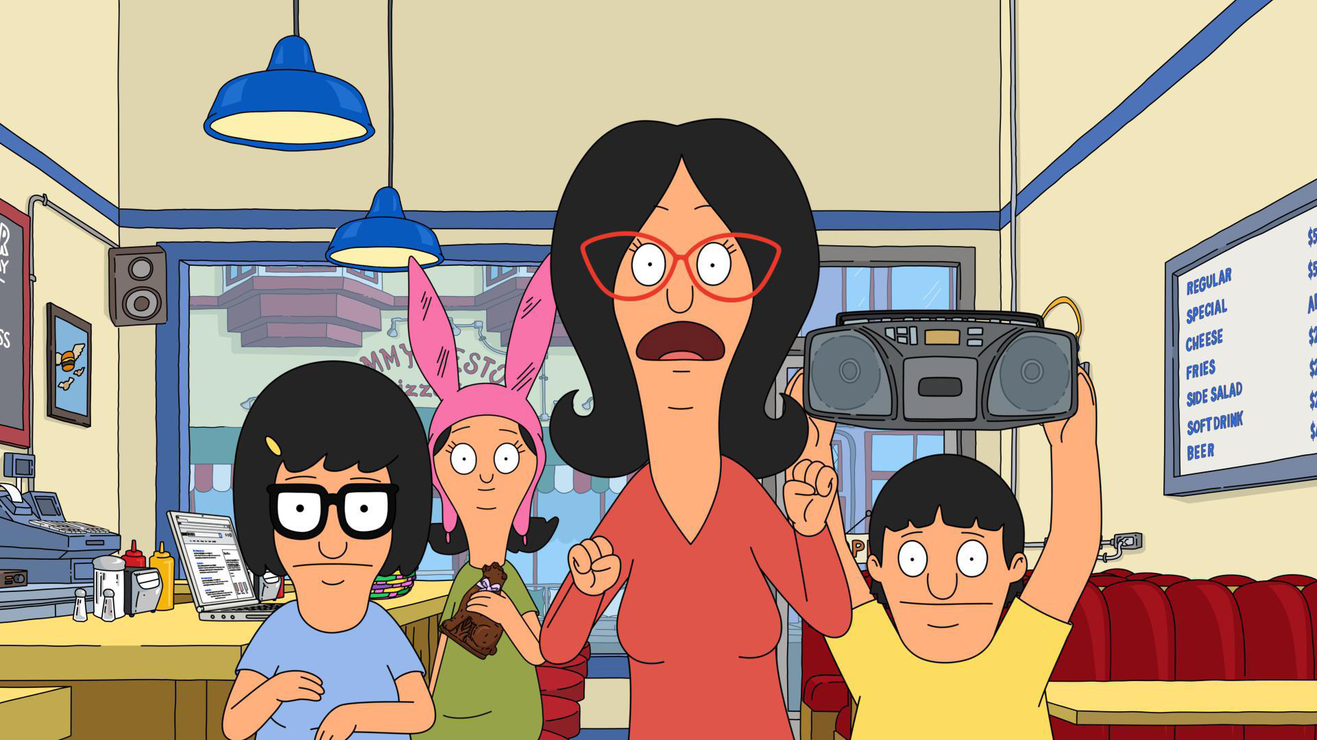 Bobs Burgers Christmas Episodes.The 15 Best Songs From The Bob S Burgers Music Album Wunc