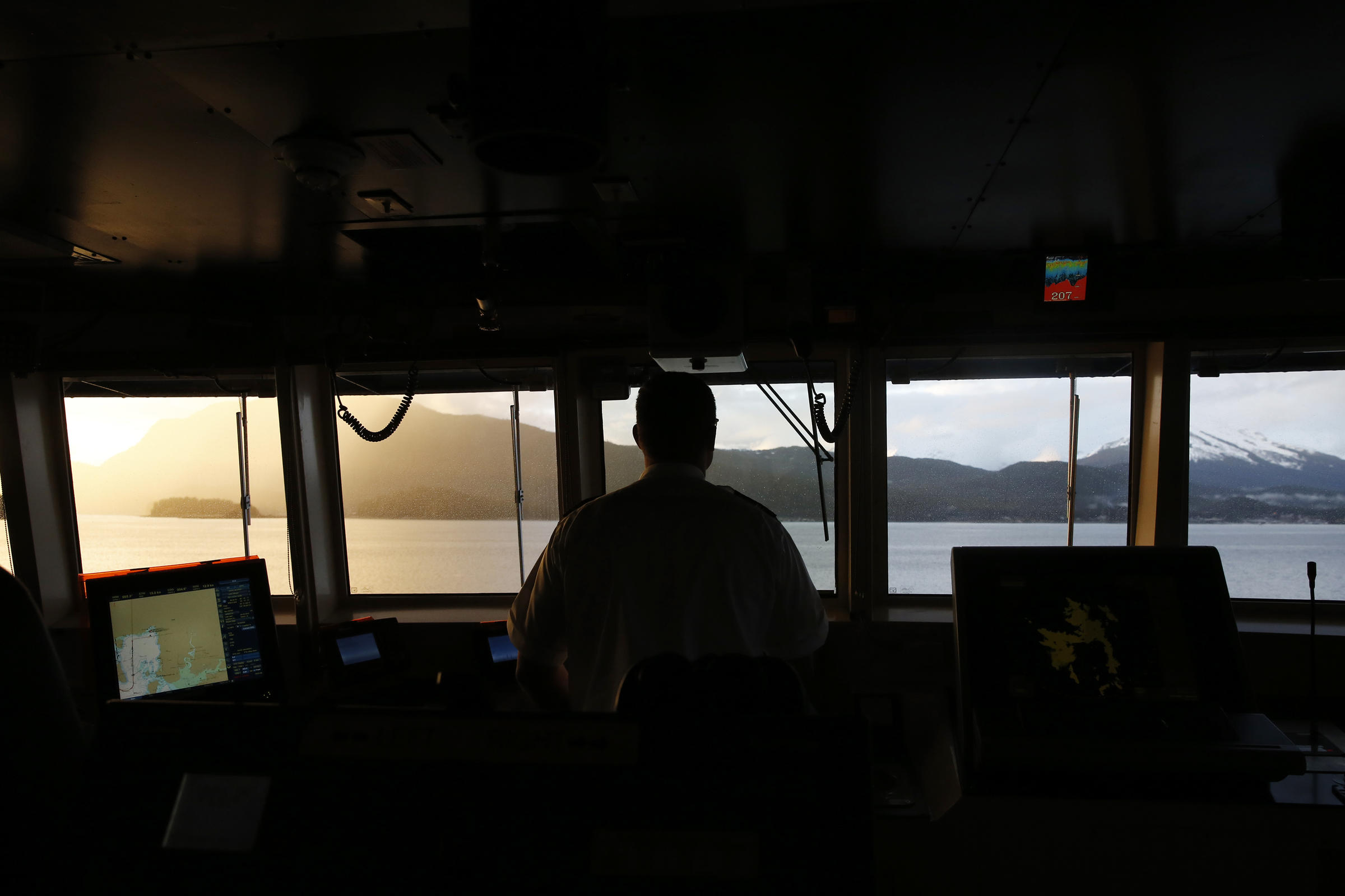 In Southeast Alaska, The Ferry System Is A Lifeline   Valley