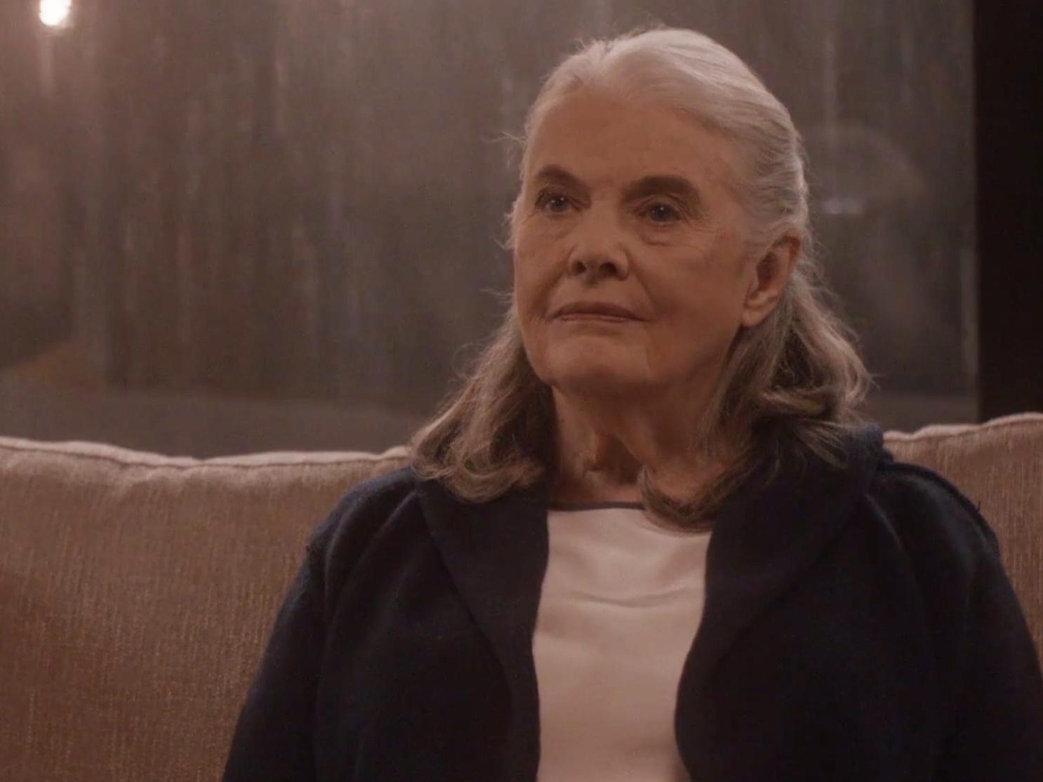 Lois Smith strange lady in town
