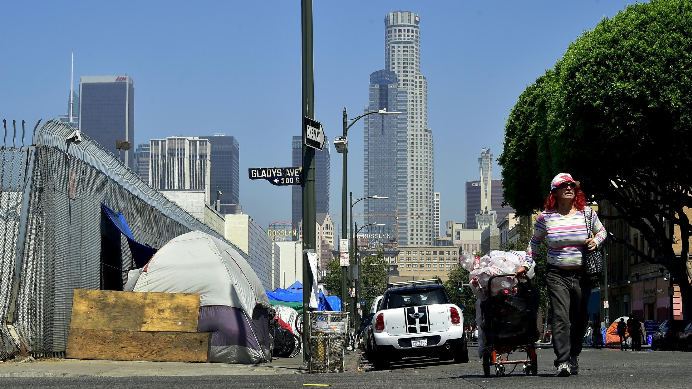 Homeless Population Rises, Driven By West Coast Affordable