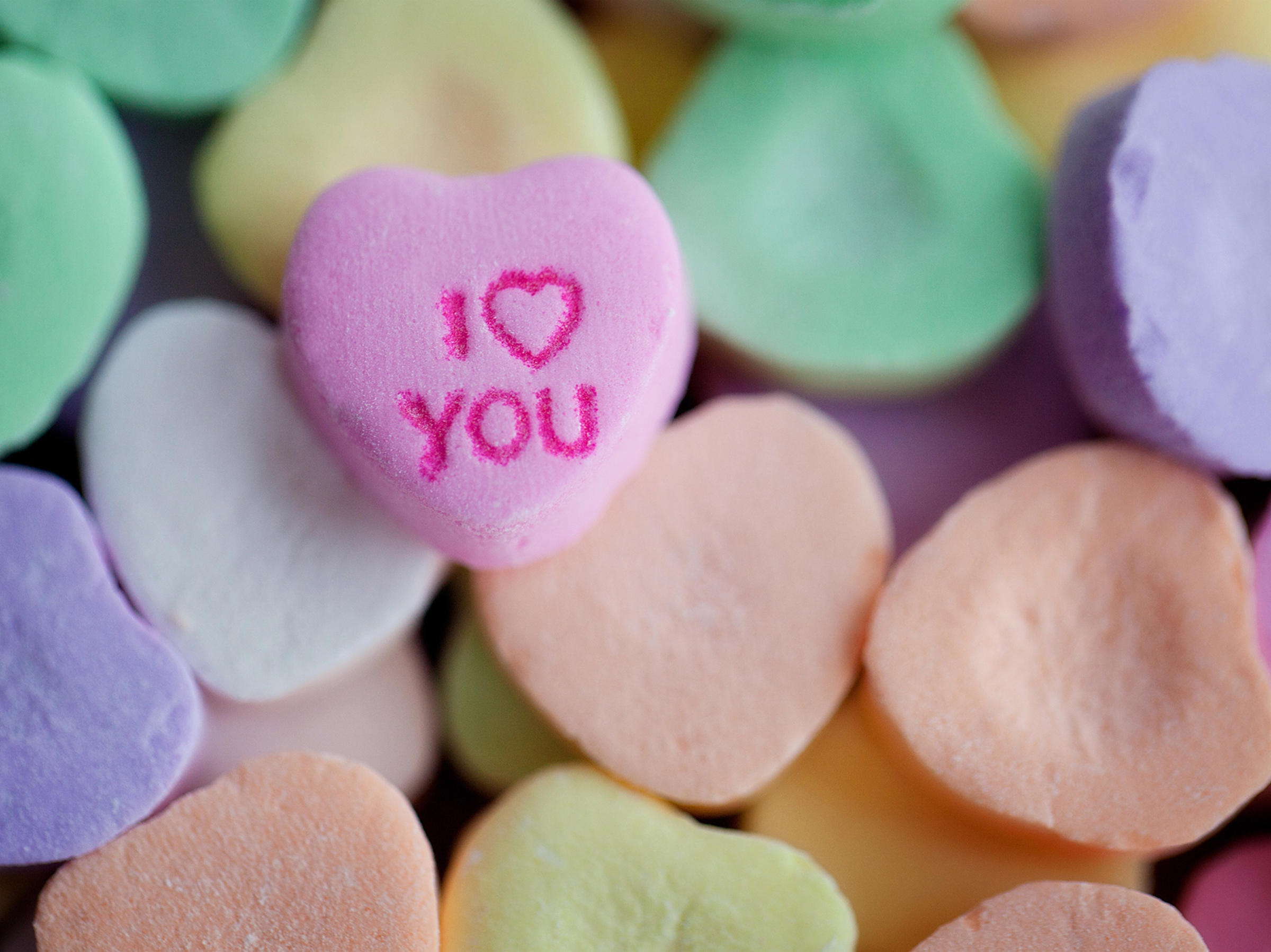 Candy Heart Messages Getting Stale? Computer-Generated Options