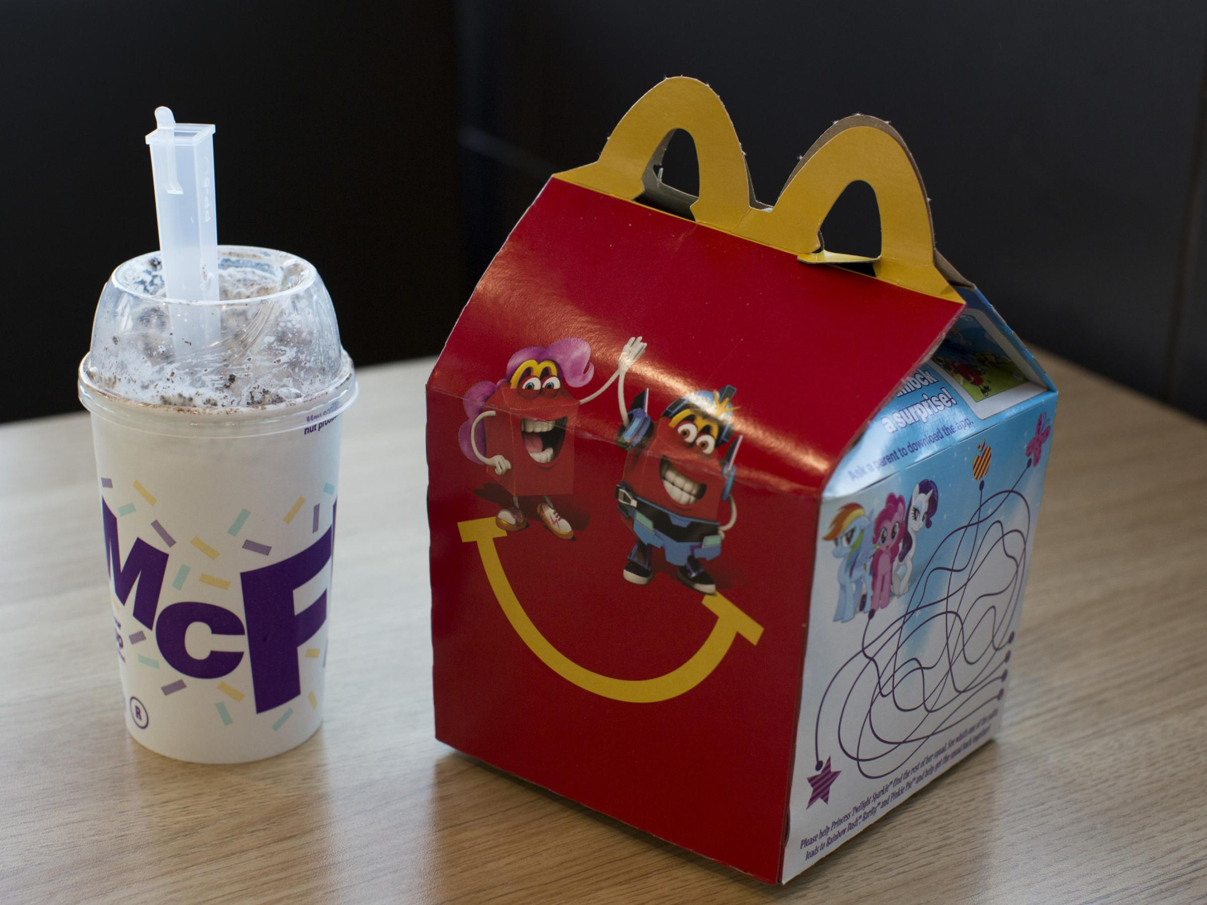 McDonald's Commits To More Balanced Happy Meals By 2022 | BPR