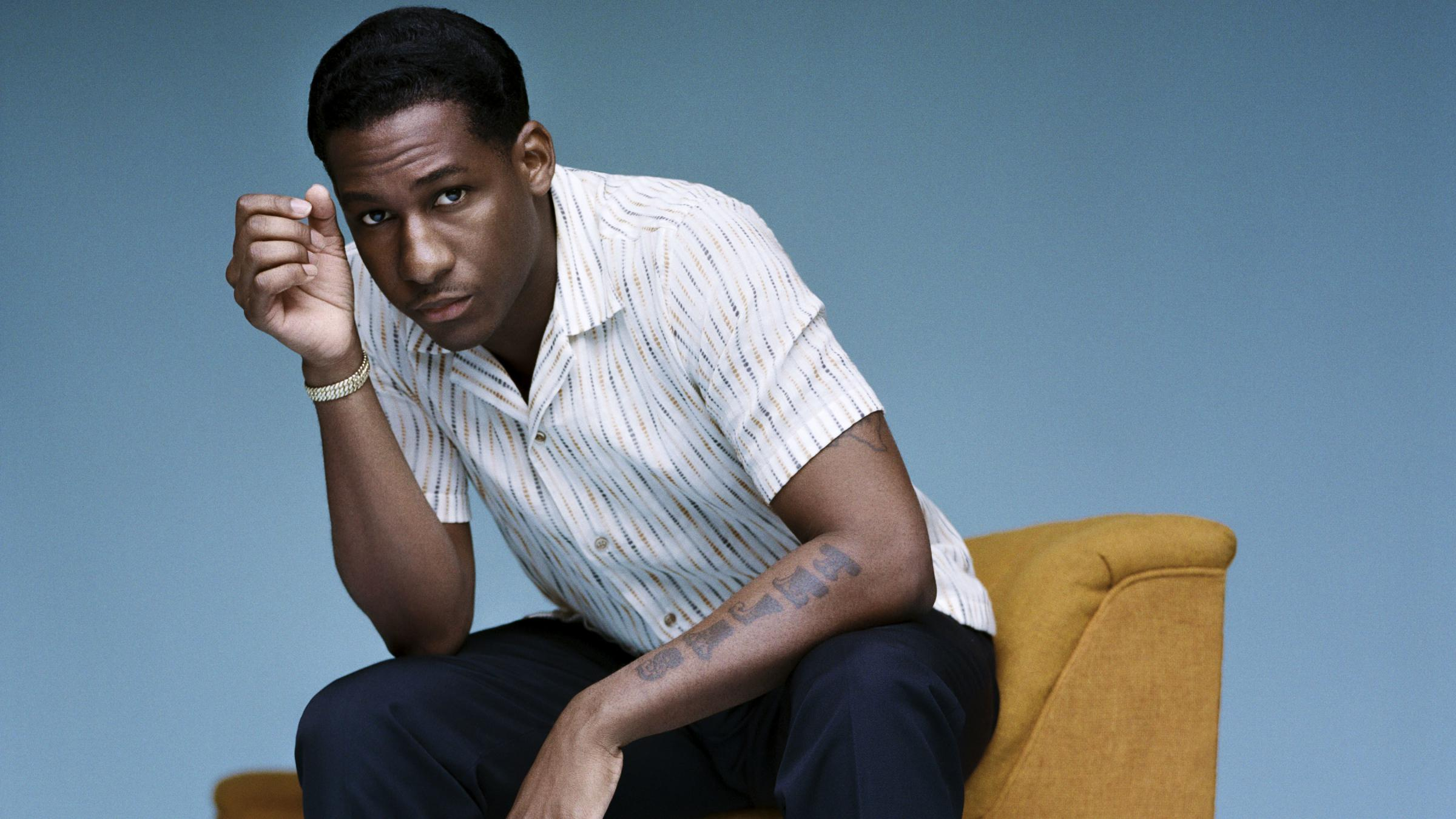 Leon Bridges Remixes His Retro Style To 'Move The Sound Forward