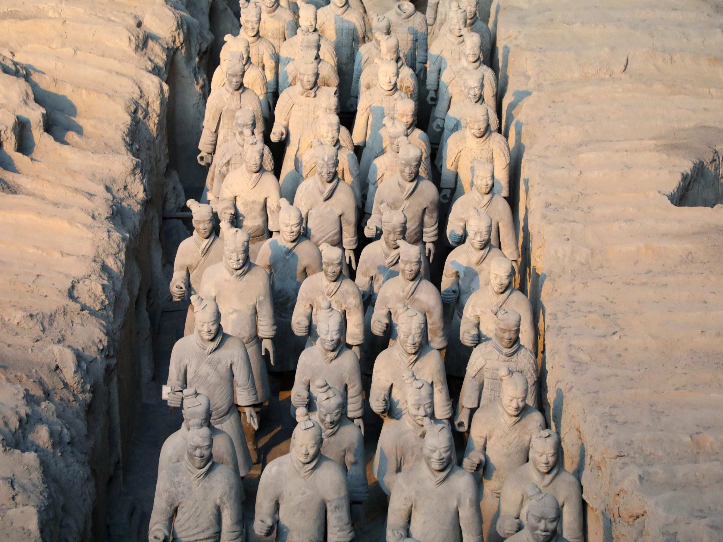 Archaeologist Who Uncovered China's 8,000-Man Terra Cotta