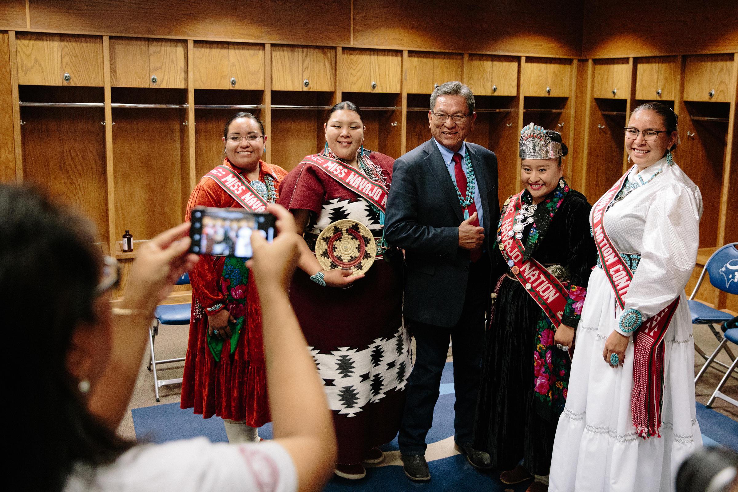 Becoming Miss Navajo Nation   WBFO