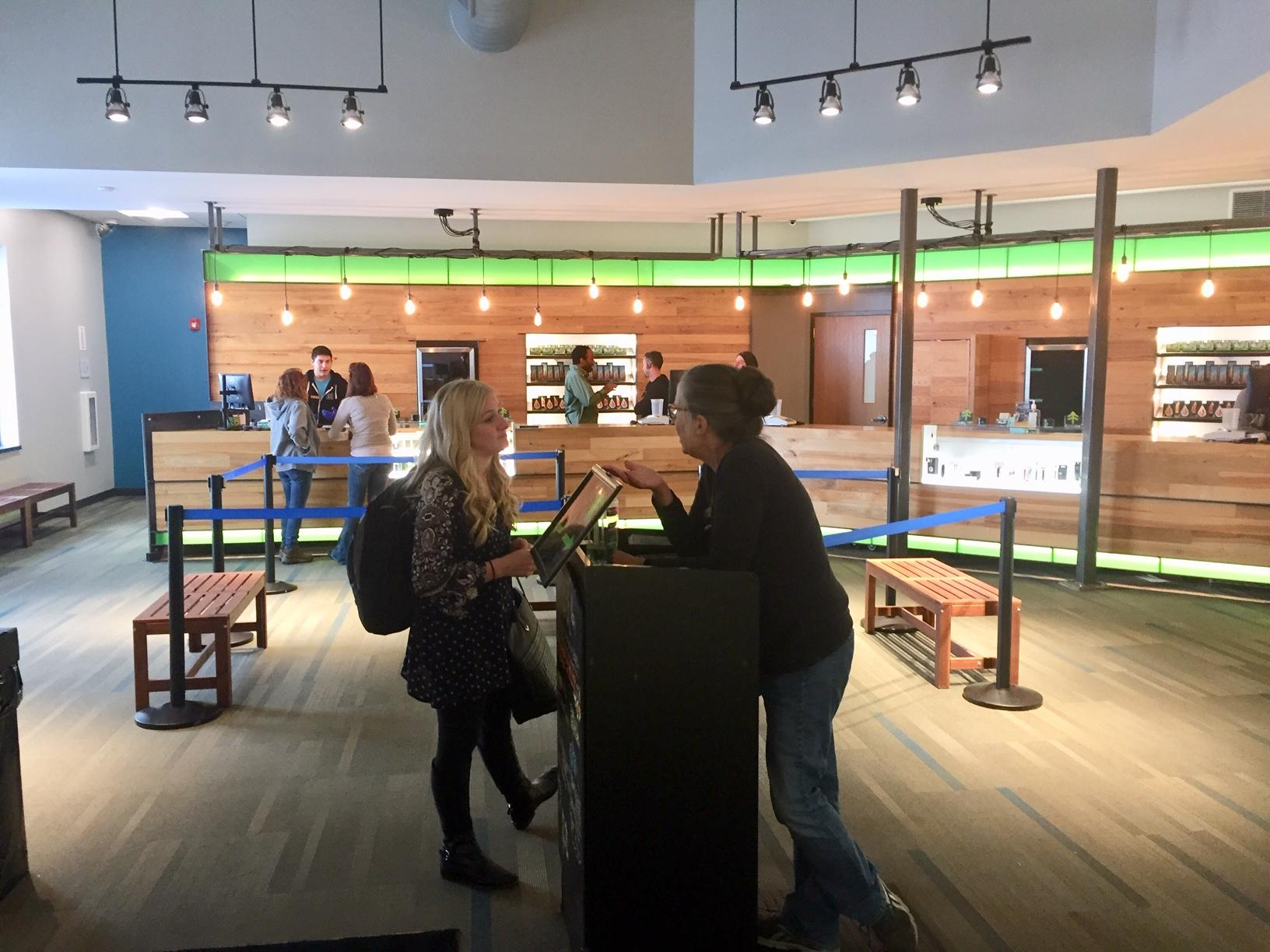 Inside What Could Be The First Retail Marijuana Shop On The