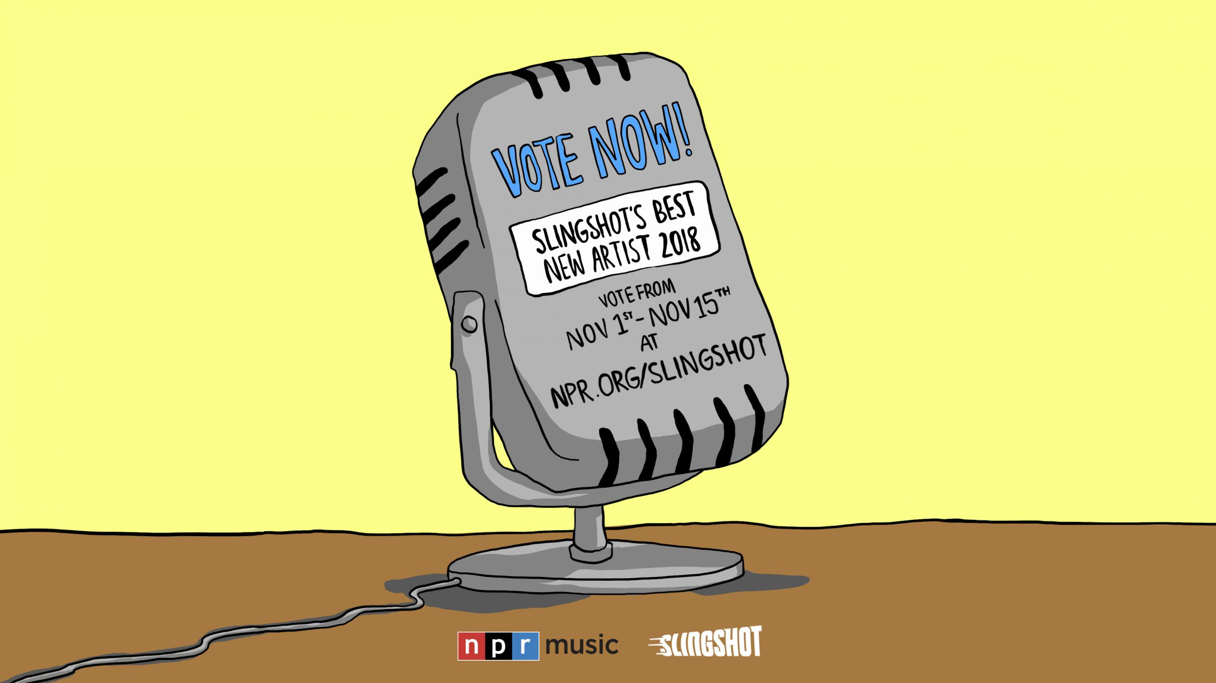 Vote For Your Favorite New Musician Of 2018 | WEXT