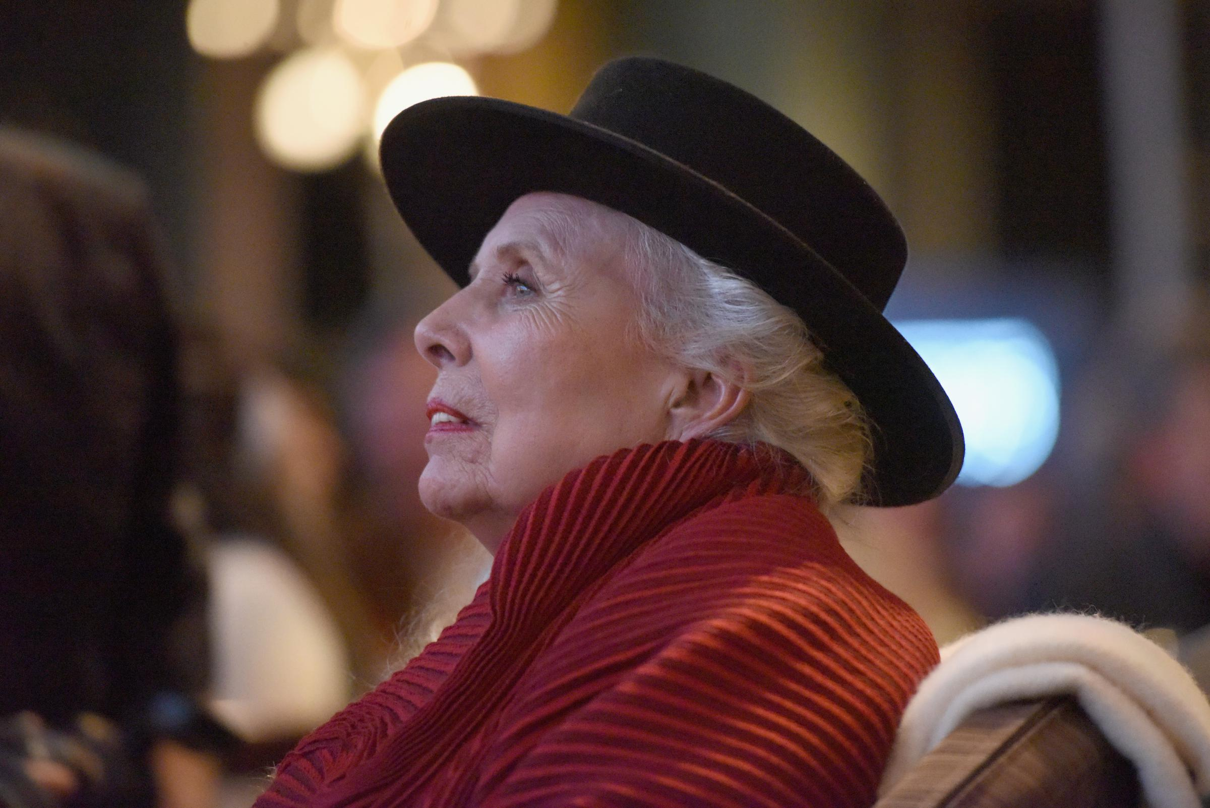 Joni Mitchell At 75: Trouble Is Still Her Muse | WFAE