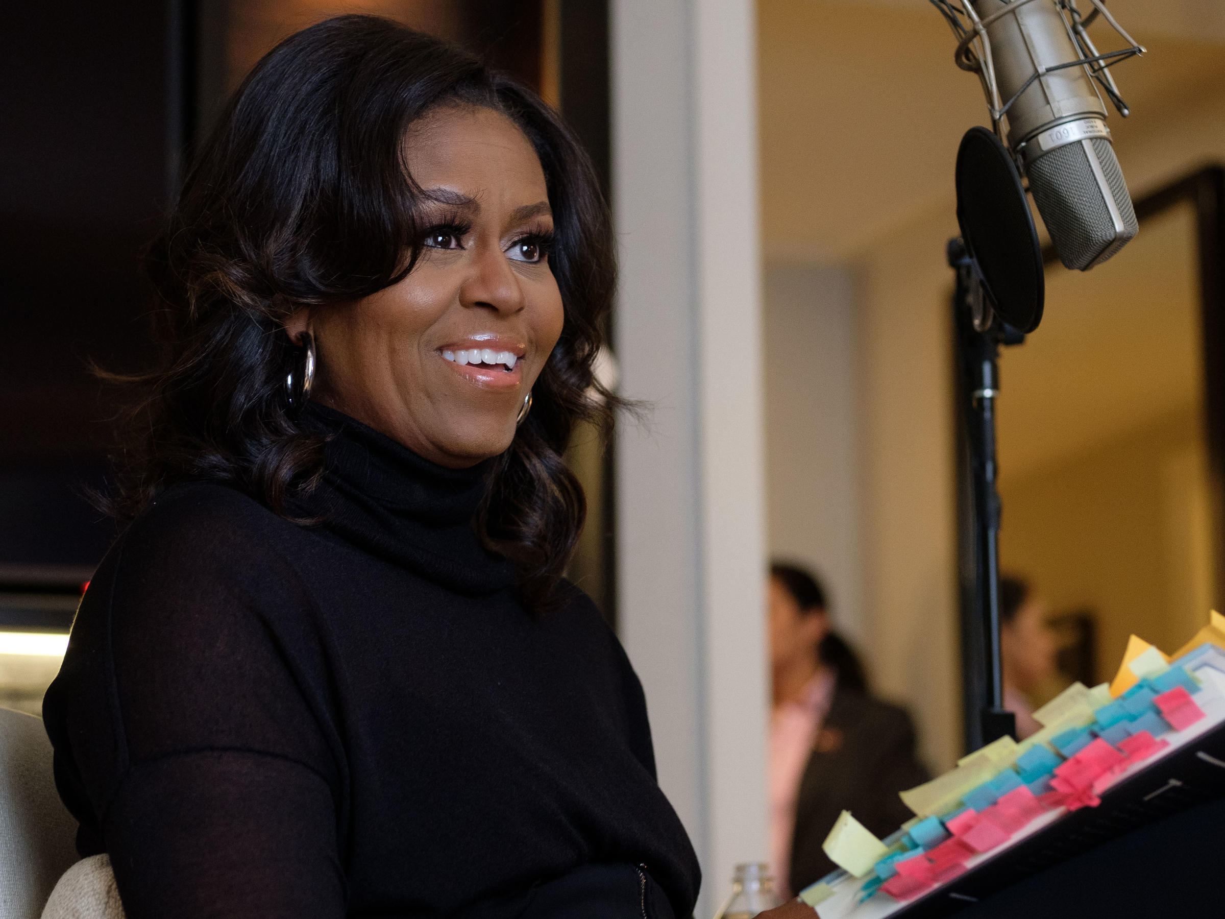 Michelle Obama Tells NPR She 'Never Ever' Would Have Chosen