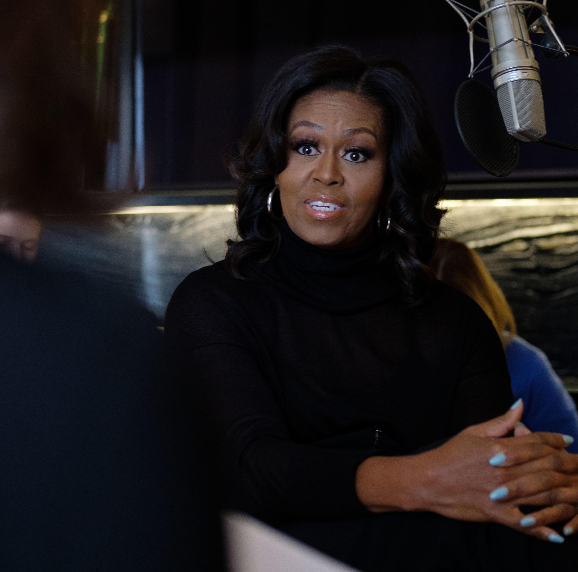 EXCLUSIVE: Michelle Obama Reads From Her Forthcoming Memoir